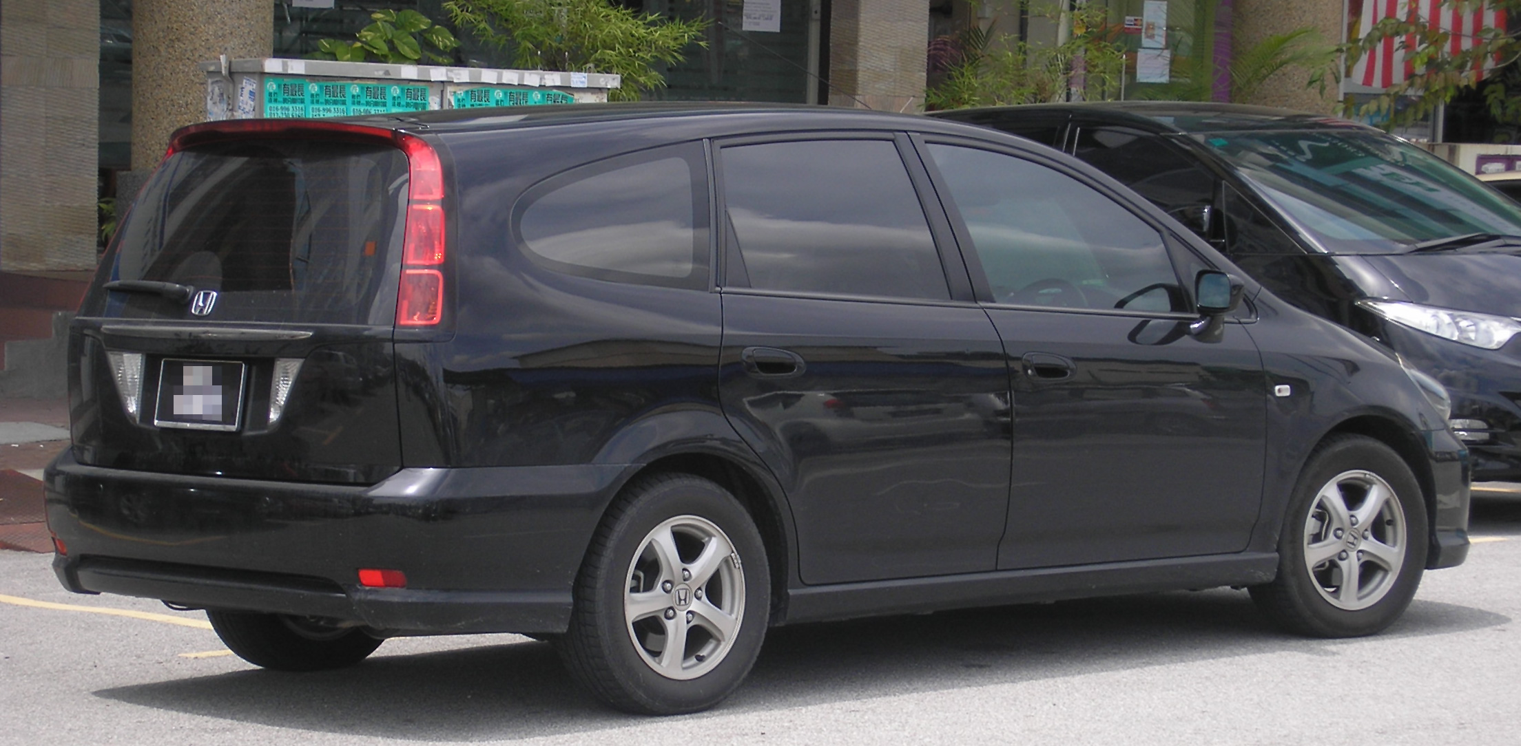Cars honda stream