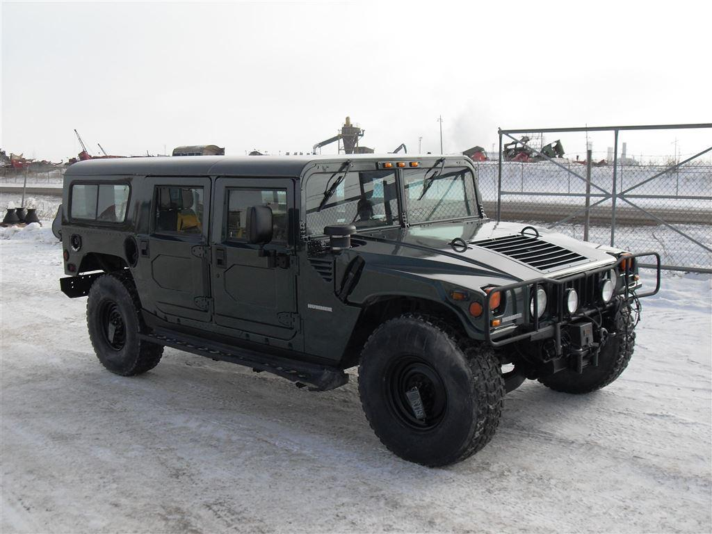 12 Hummer Hummer – pictures, information and specs - Auto ... | hummer in canada