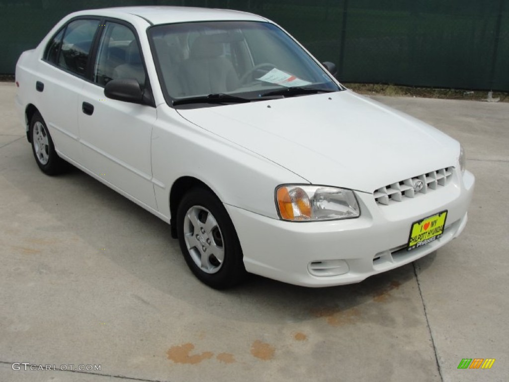 2001 Hyundai Accent Ii Pictures Information And Specs