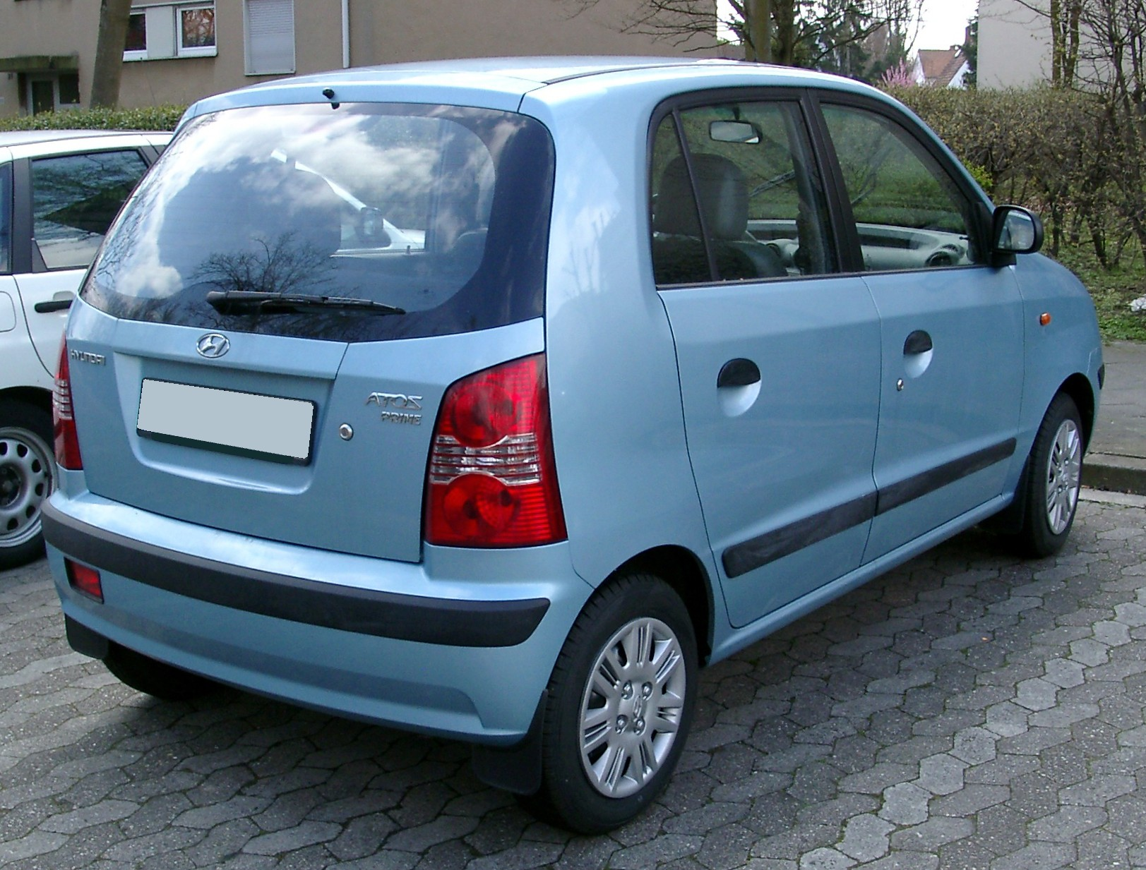 2000 Hyundai Atos prime – pictures, information and specs ...