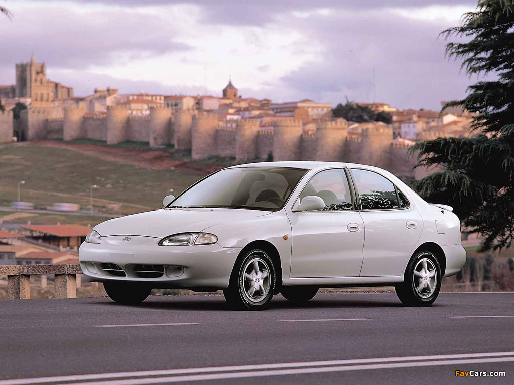 1990 Hyundai Elantra I Pictures Information And Specs