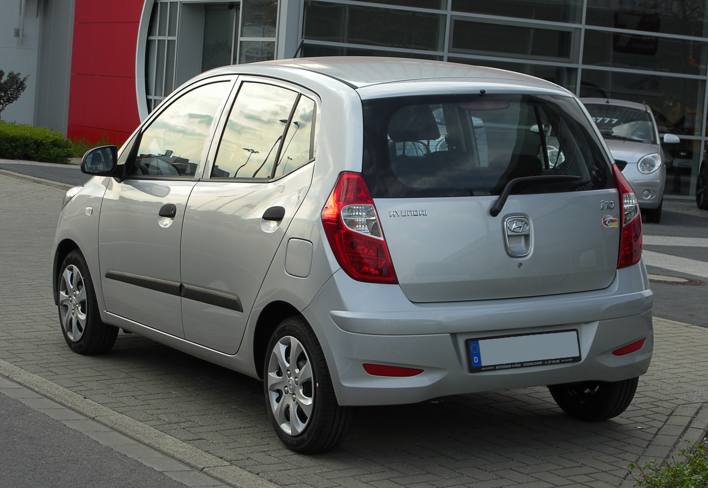 2009 hyundai i10 pictures information and specs auto. Black Bedroom Furniture Sets. Home Design Ideas