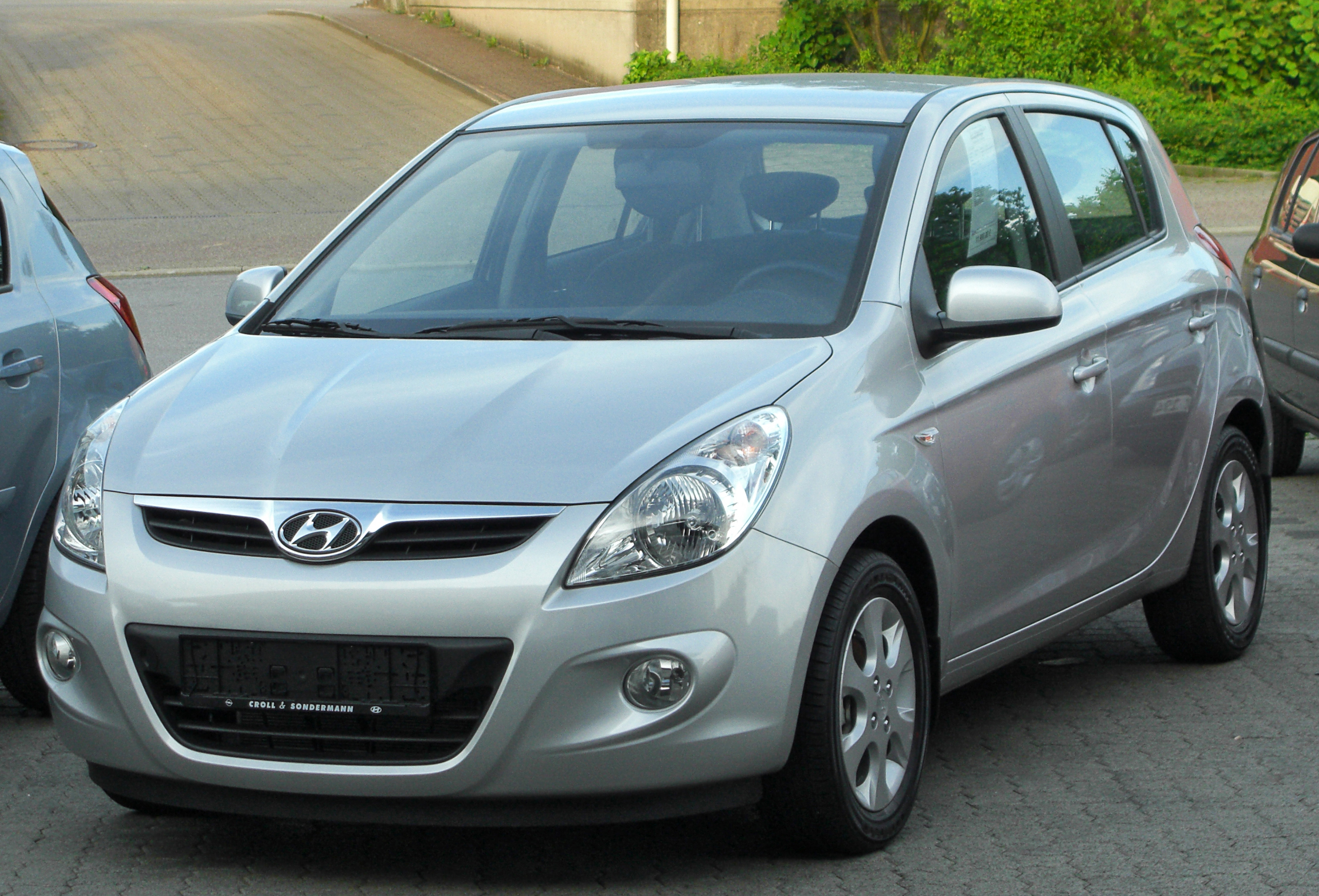 2010 hyundai i20 pictures information and specs auto. Black Bedroom Furniture Sets. Home Design Ideas