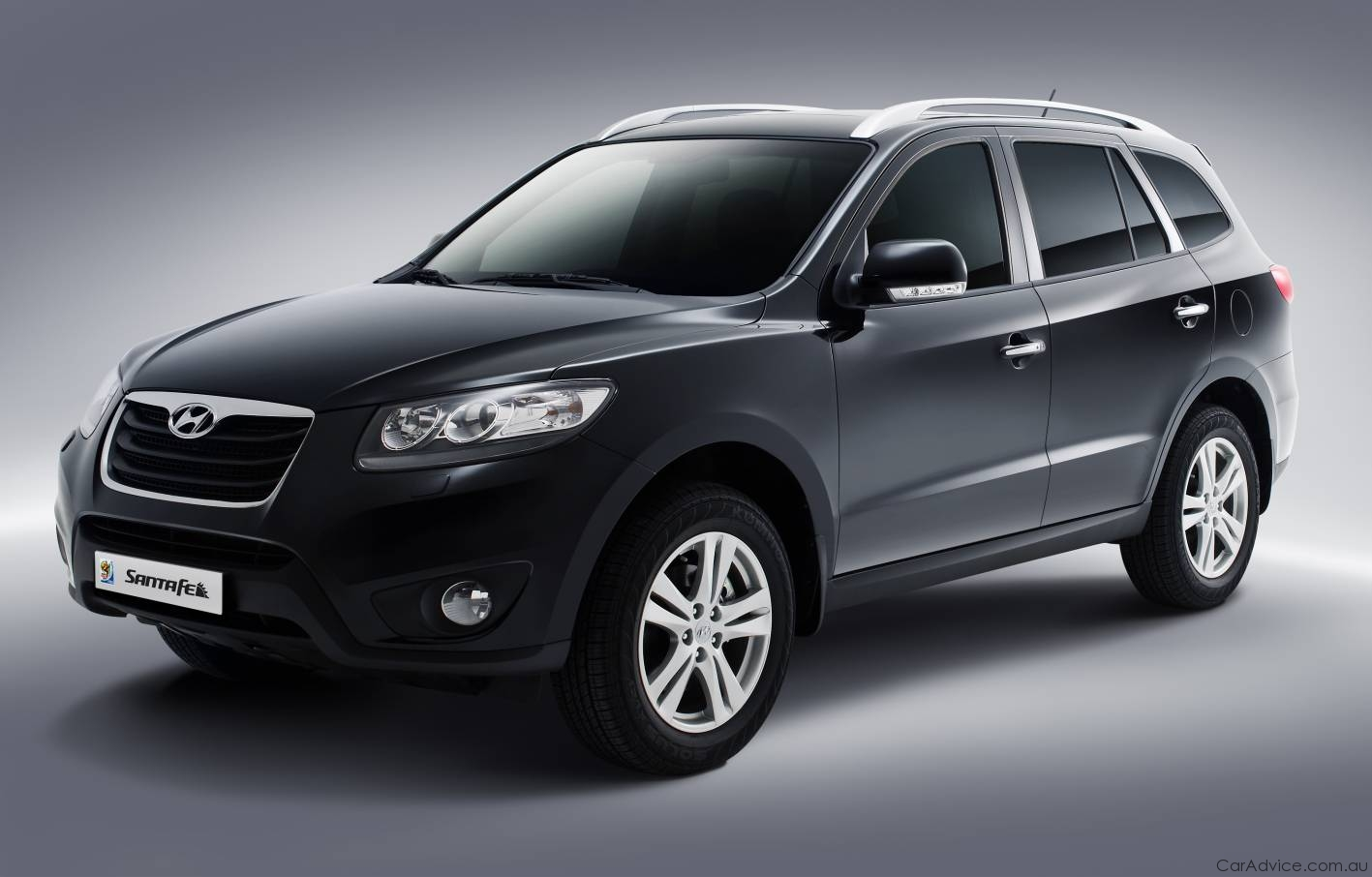 2012 Hyundai Santa Fe Ii Pictures Information And Specs