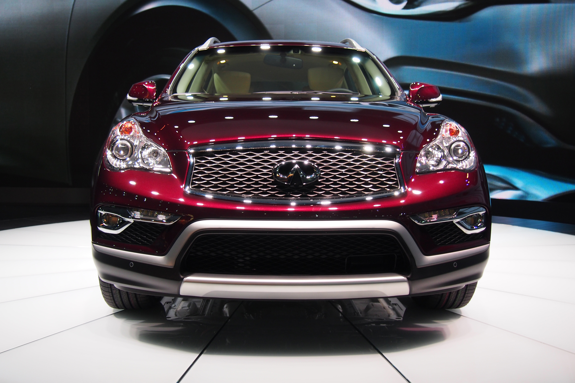 2016 infiniti fx ii pictures information and specs auto. Black Bedroom Furniture Sets. Home Design Ideas