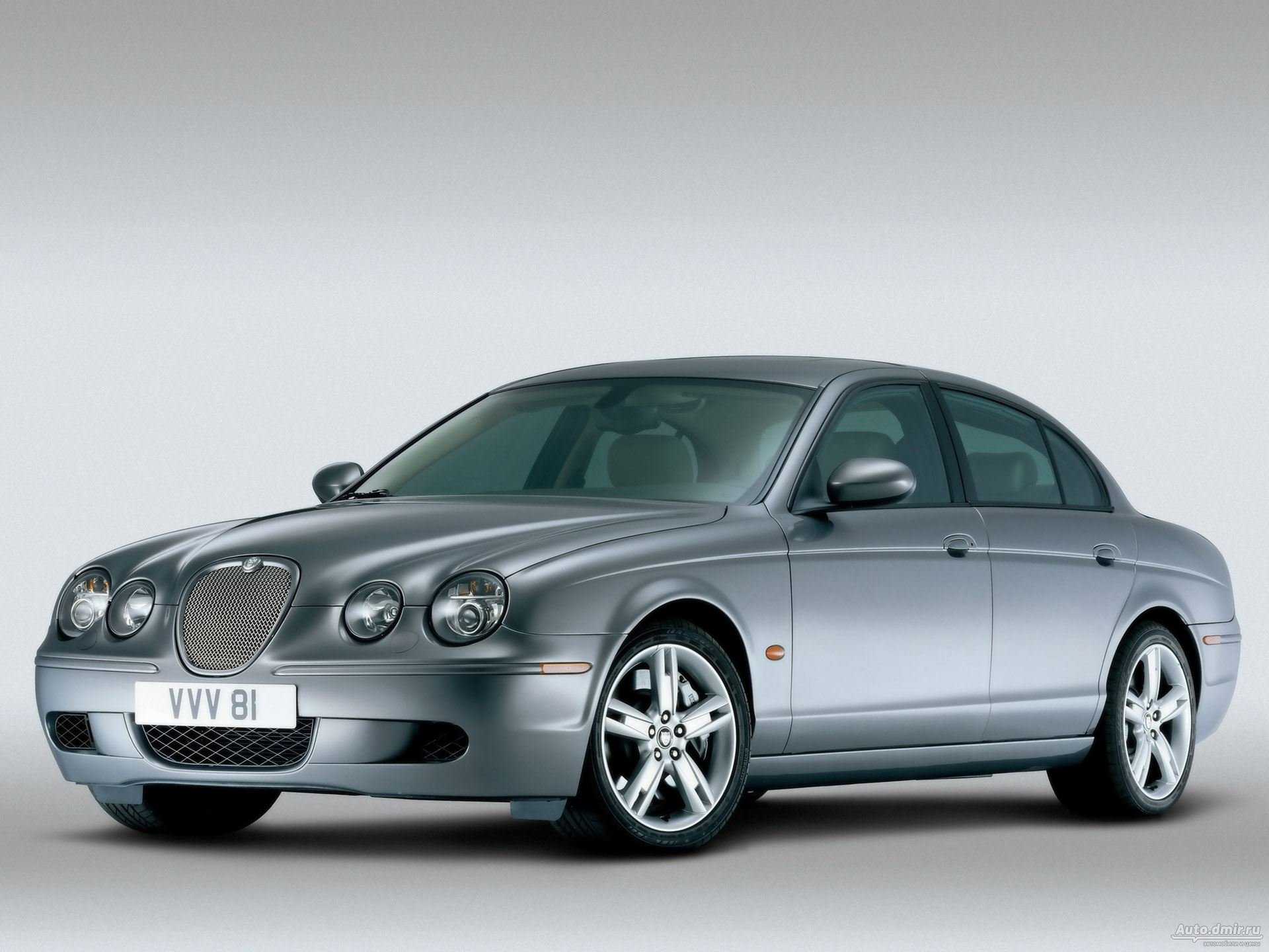 Cars jaguar s-type (ccx) 2007