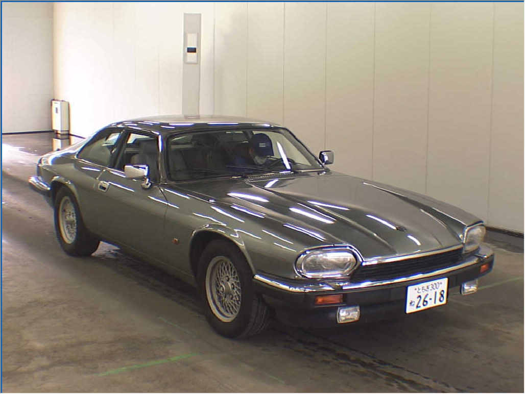 Cars jaguar xjs coupe 1993 #2