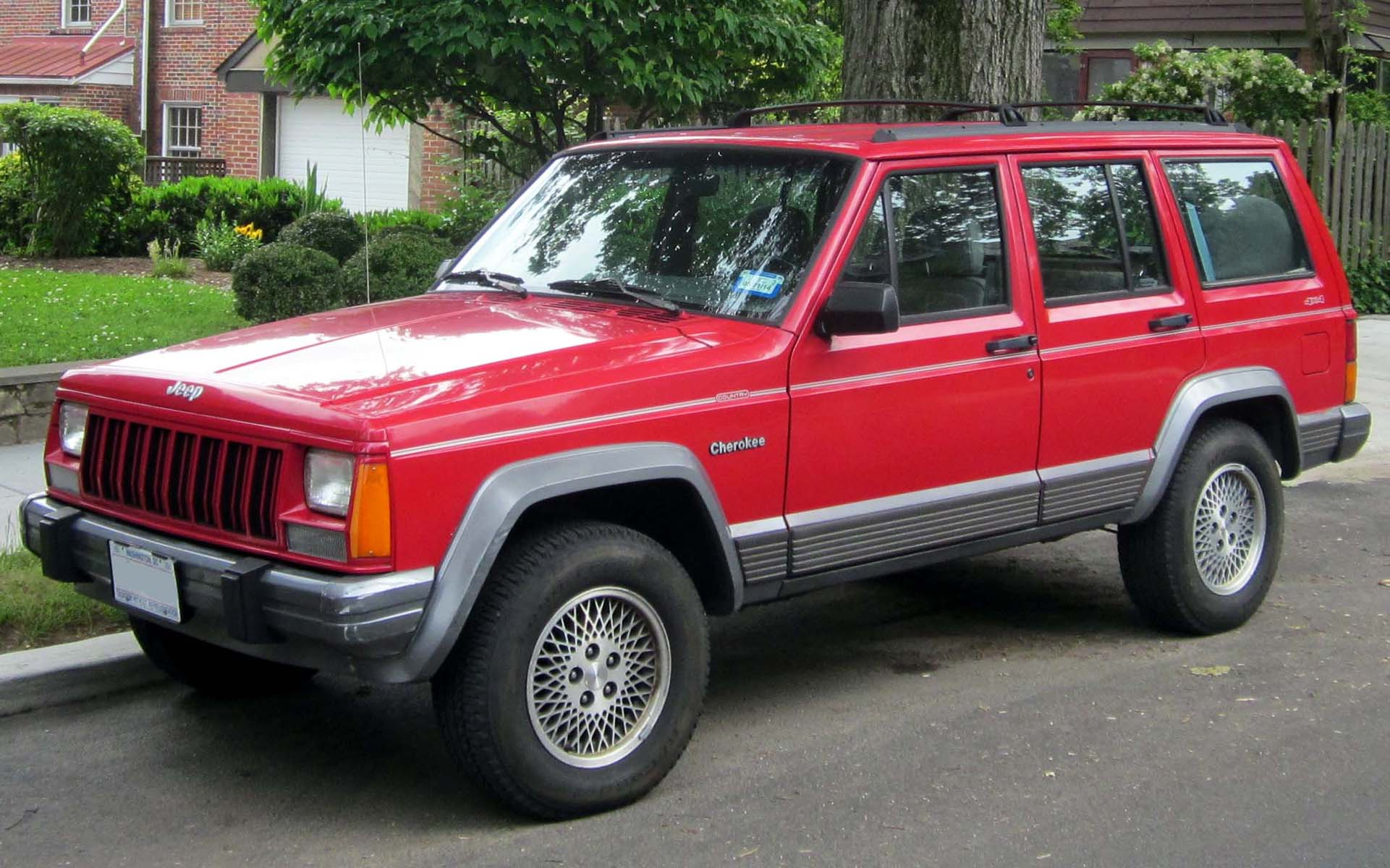 1993 Jeep Cherokee Xj Pictures Information And Specs