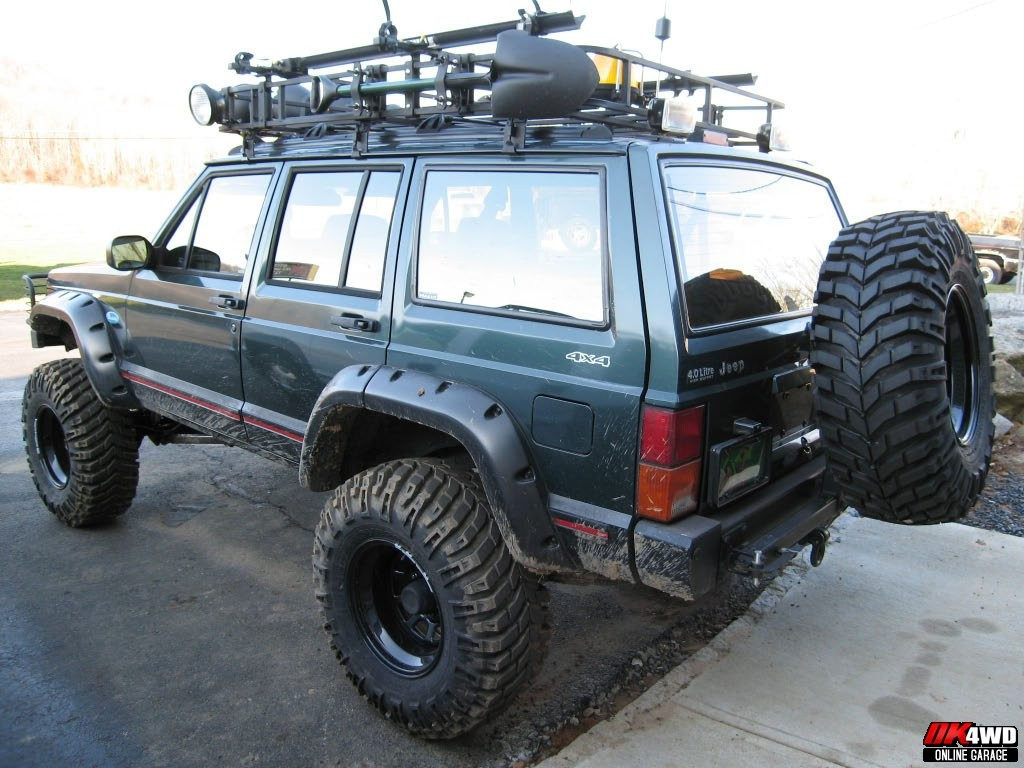 1994 Jeep Cherokee Xj Pictures Information And Specs Auto