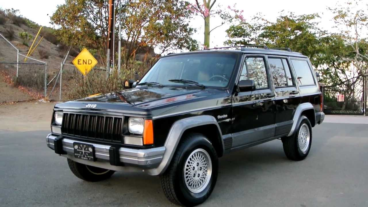 1995 Jeep Cherokee Xj Pictures Information And Specs Auto Database Com