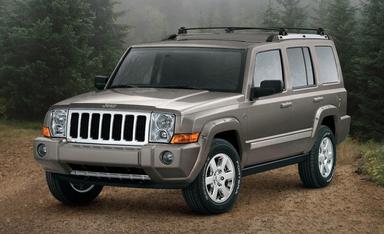 Cars jeep commander #6