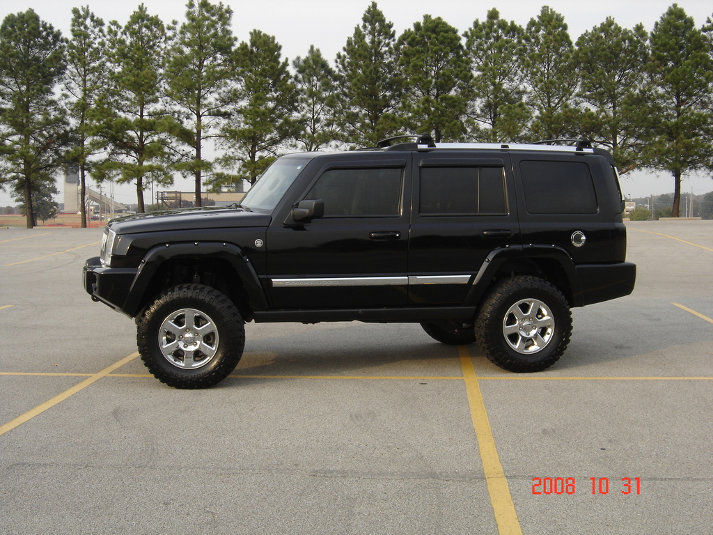 Cars jeep commander #14