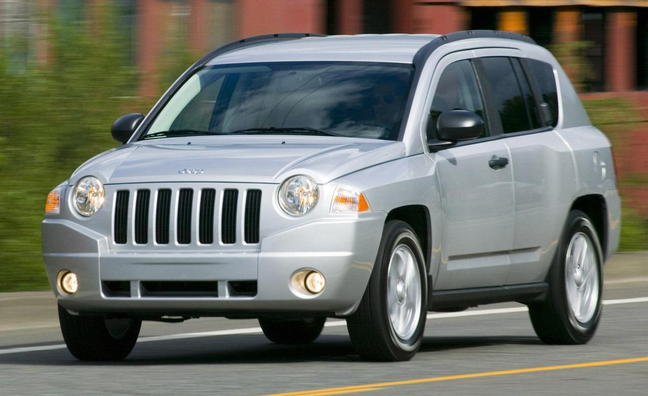 2008 Jeep Compass Pictures Information And Specs Auto