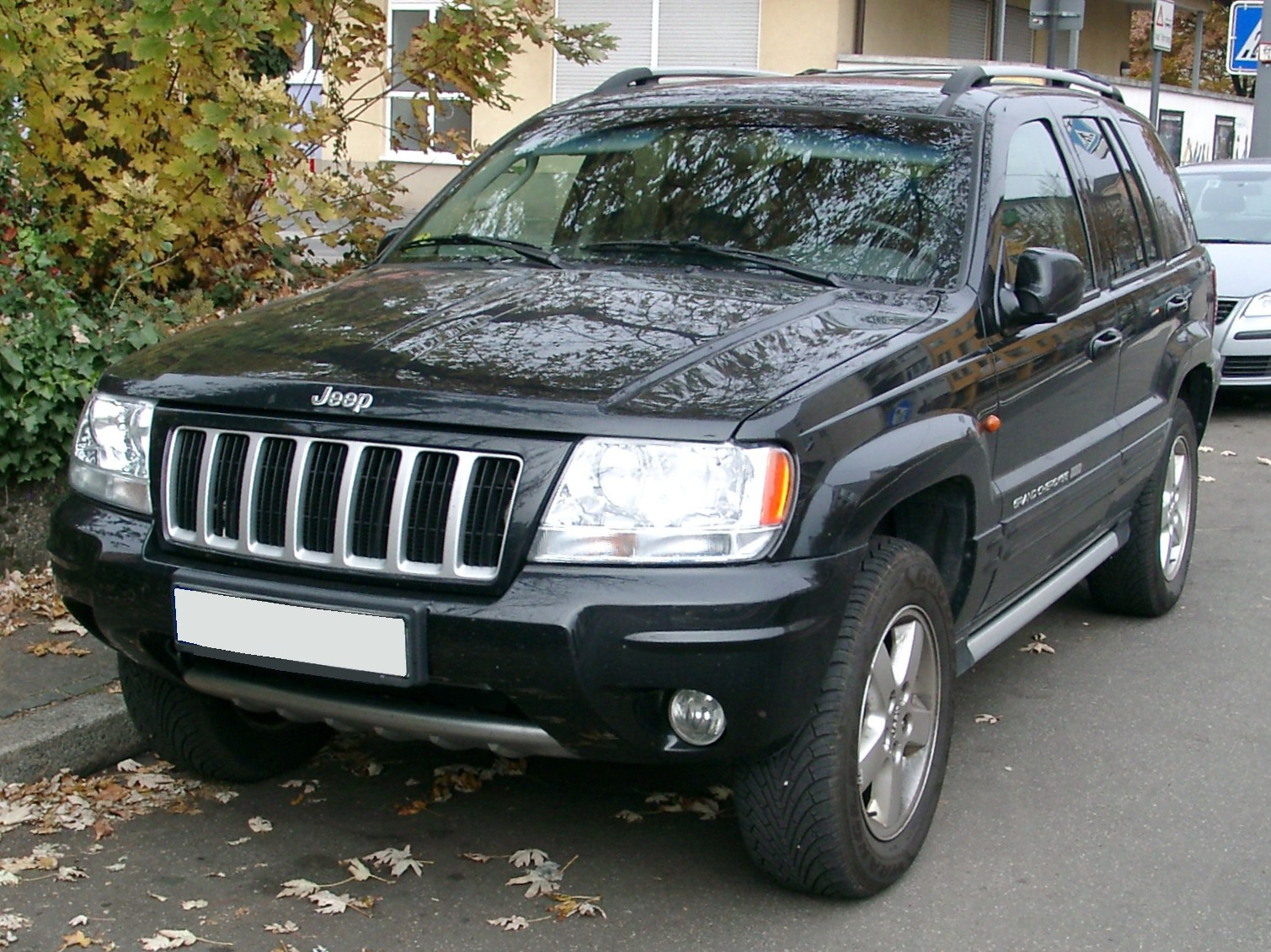 jeep grand cherokee ii wj 2000 photo gallery. Black Bedroom Furniture Sets. Home Design Ideas