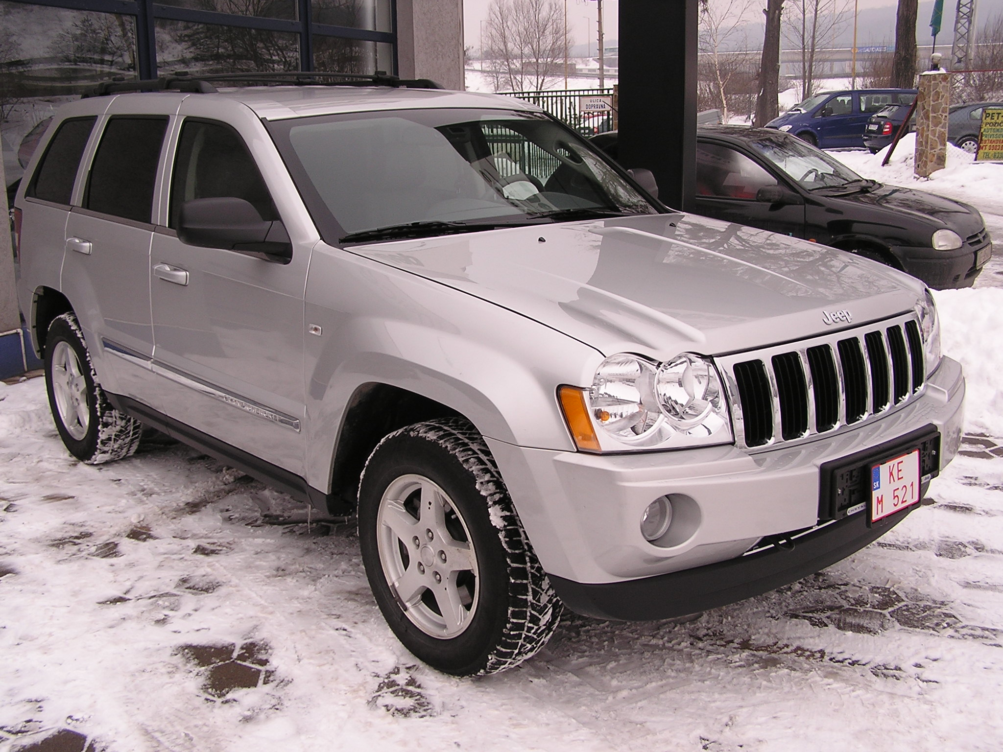 2009 jeep grand cherokee wk pictures information and specs auto. Black Bedroom Furniture Sets. Home Design Ideas