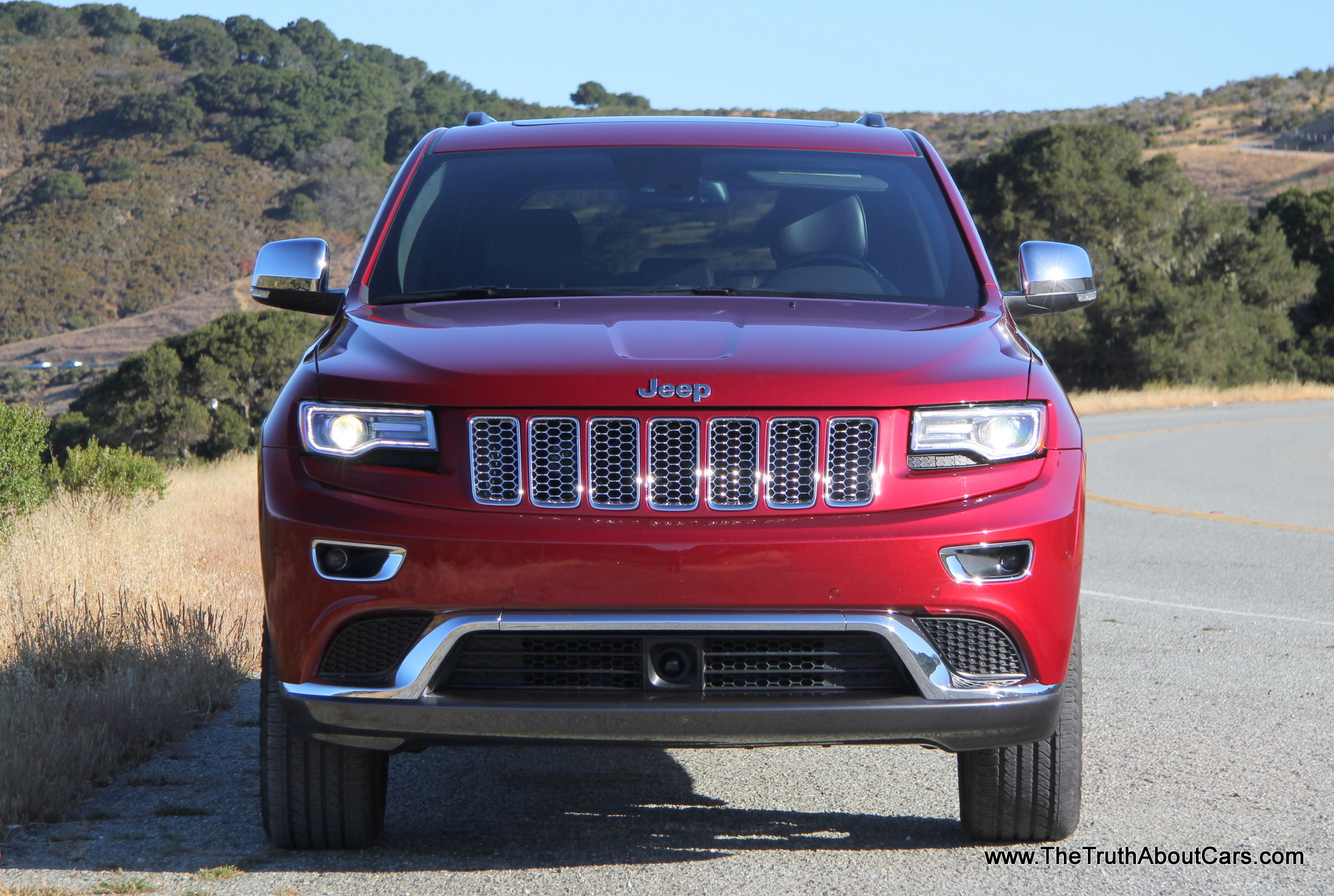 Jeep Grand Cherokee Exterior Accessories