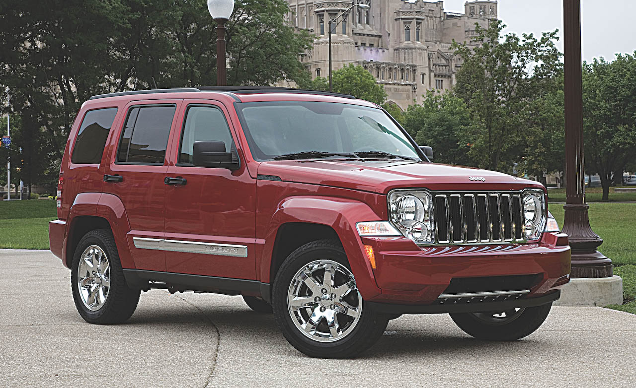 2016 jeep liberty ii pictures information and specs auto. Black Bedroom Furniture Sets. Home Design Ideas