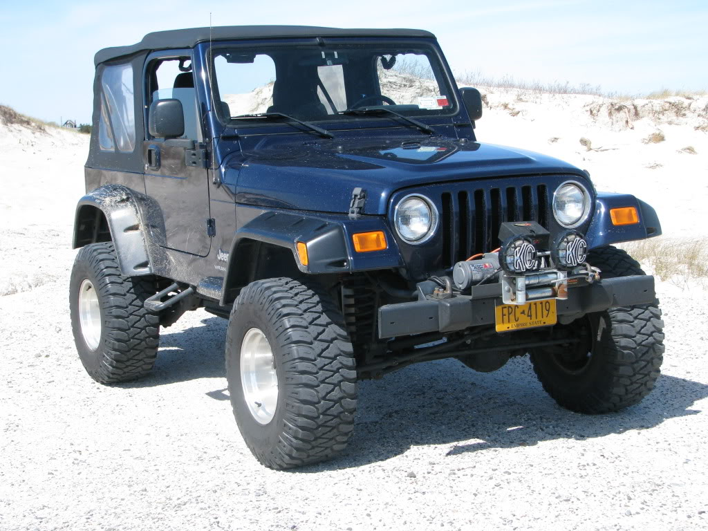 2010 Jeep Wrangler Lift Kit >> 1999 Jeep Wrangler ii (tj) – pictures, information and specs - Auto-Database.com