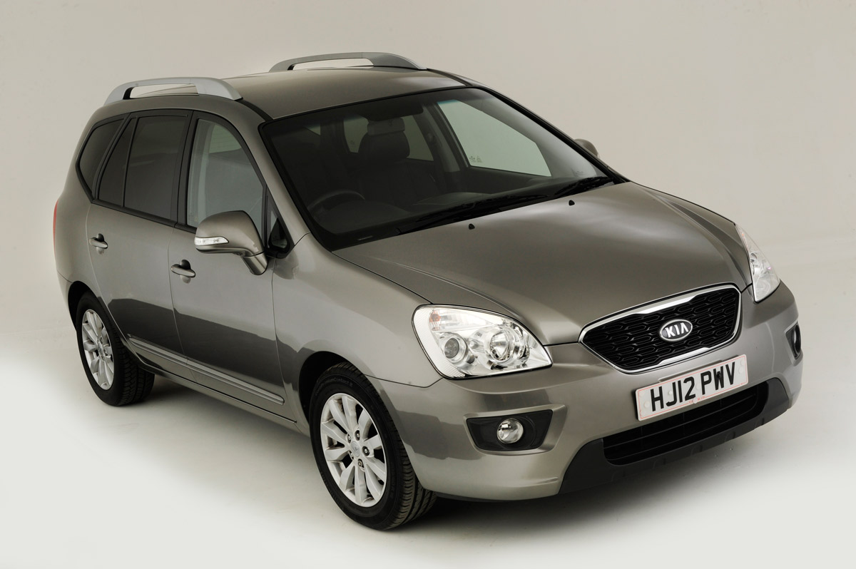 2009 Kia Carens Ii Mg Pictures Information And Specs Auto