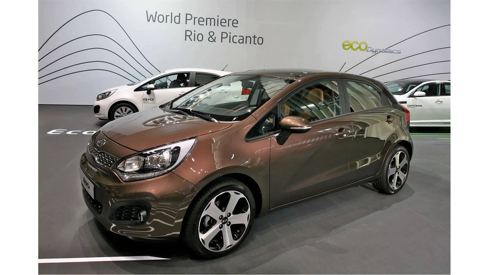 2015 kia rio iii 3 pictures information and specs. Black Bedroom Furniture Sets. Home Design Ideas