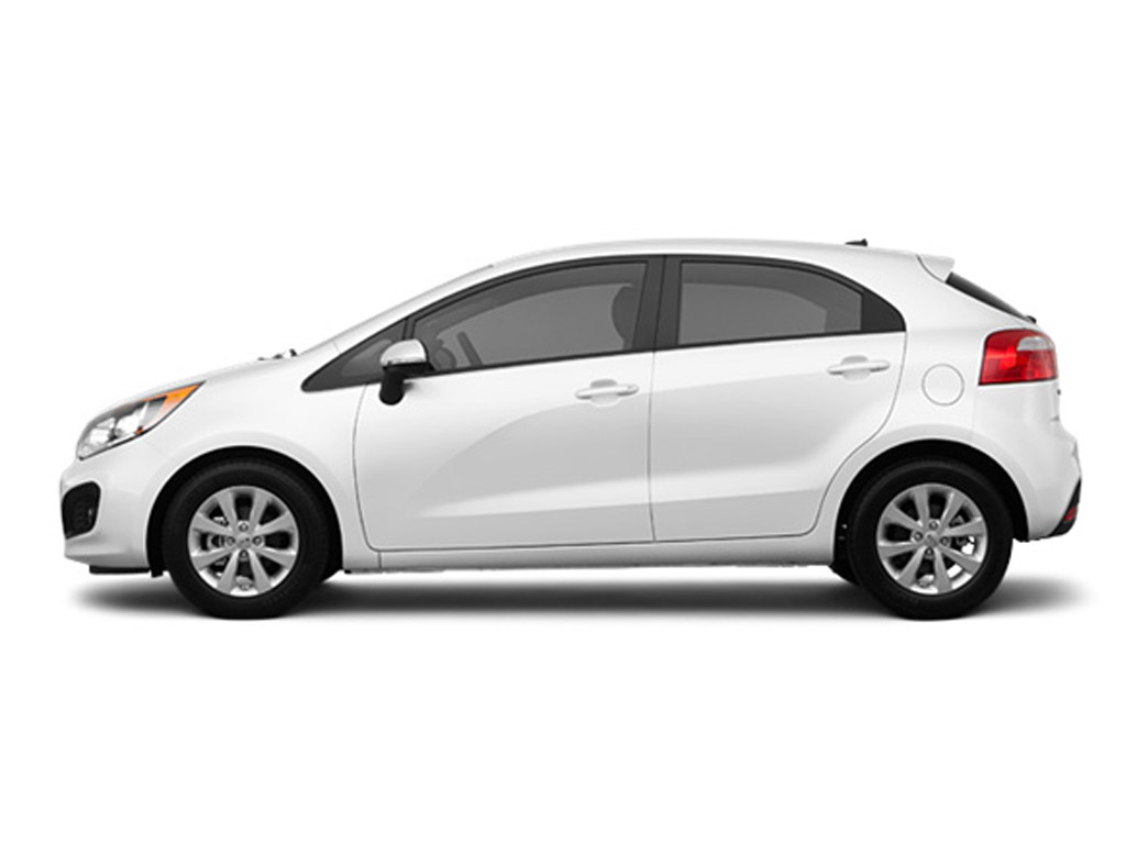 2011 Kia Rio Iii Hatchback Pictures Information And