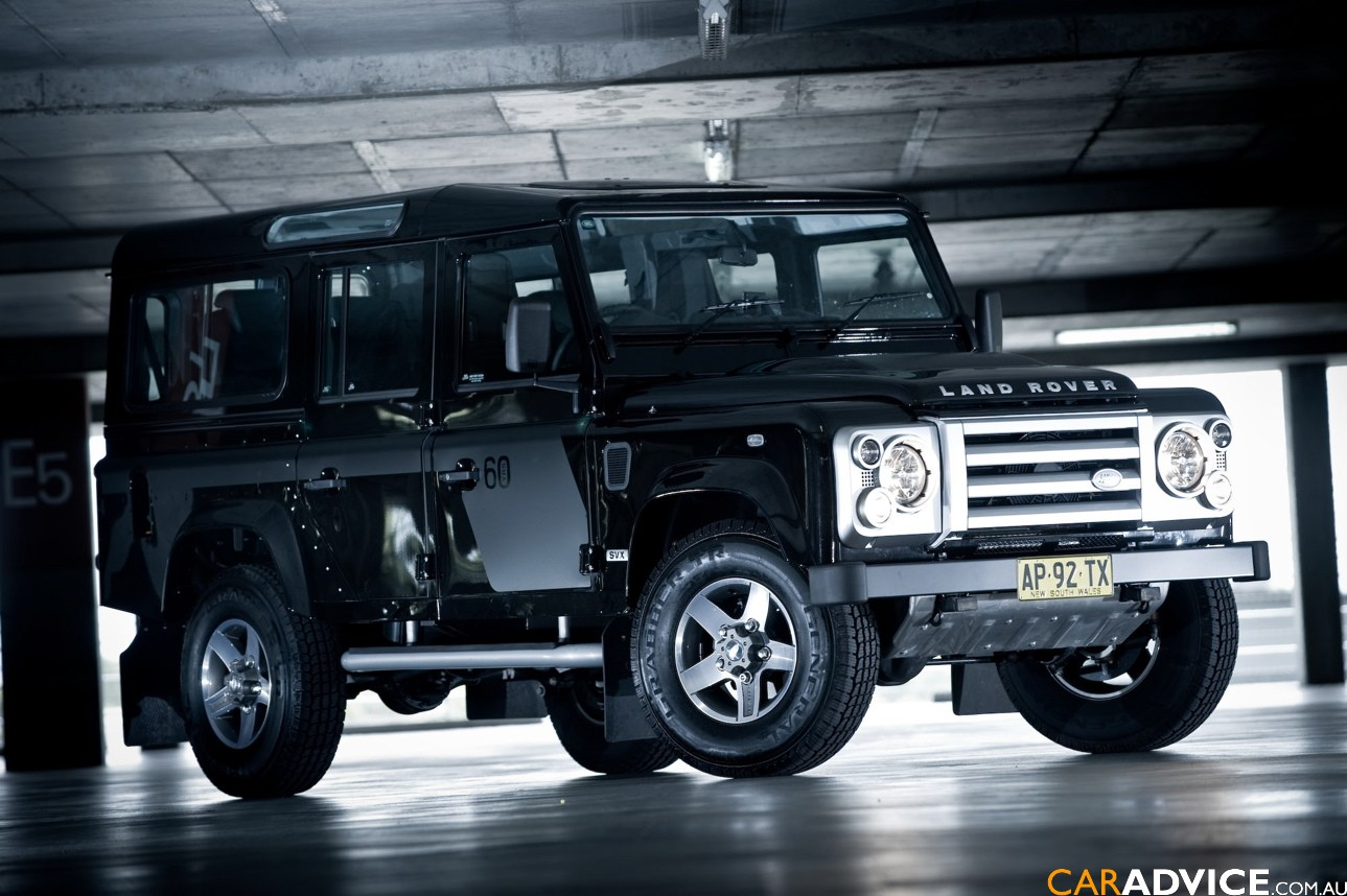 2008 land rover defender 110 pictures information and specs auto. Black Bedroom Furniture Sets. Home Design Ideas