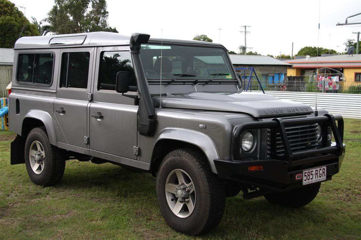 2010 land rover defender 110 pictures information and specs auto. Black Bedroom Furniture Sets. Home Design Ideas