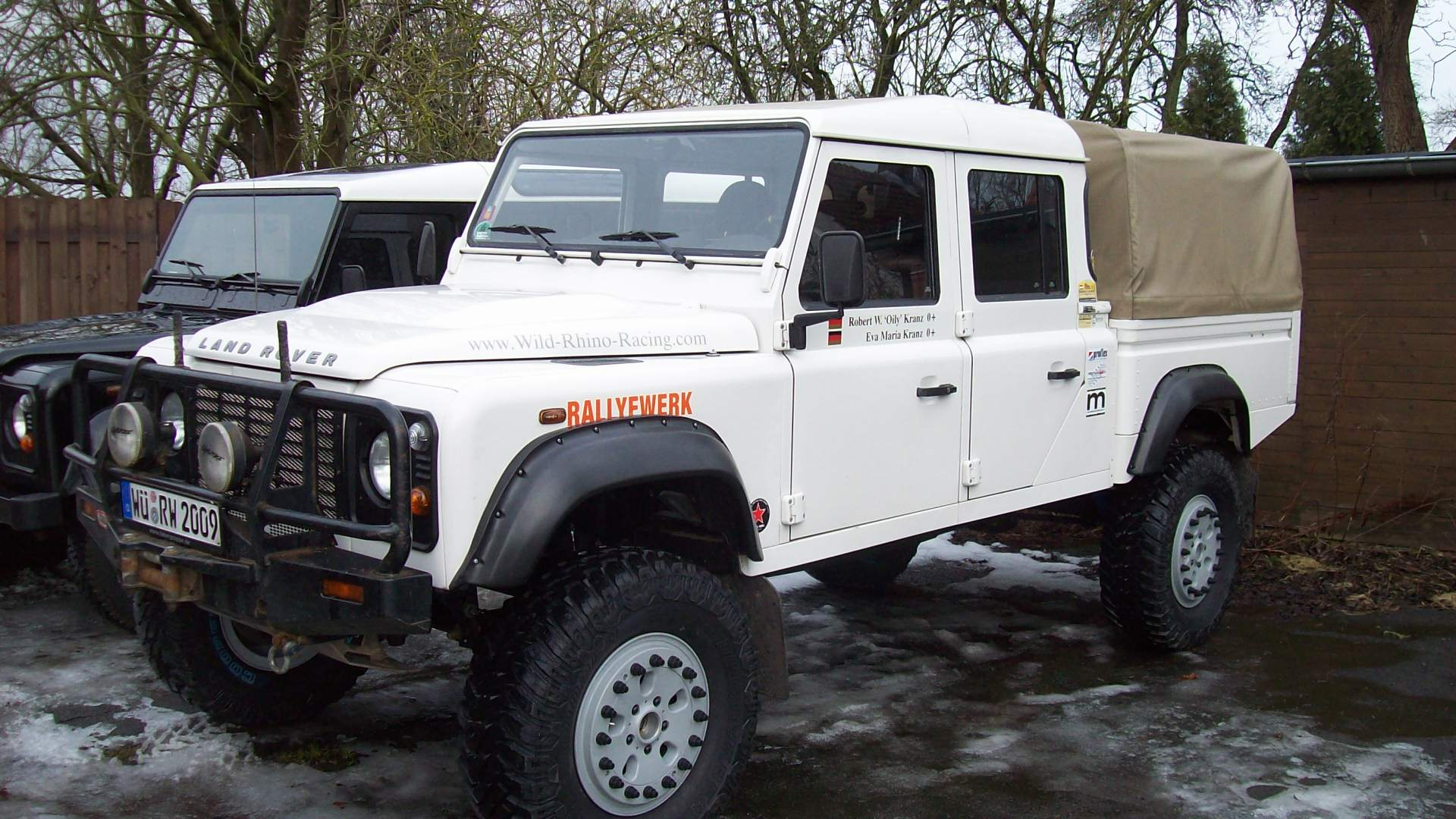 2012 land rover defender 130 pictures information and specs auto. Black Bedroom Furniture Sets. Home Design Ideas