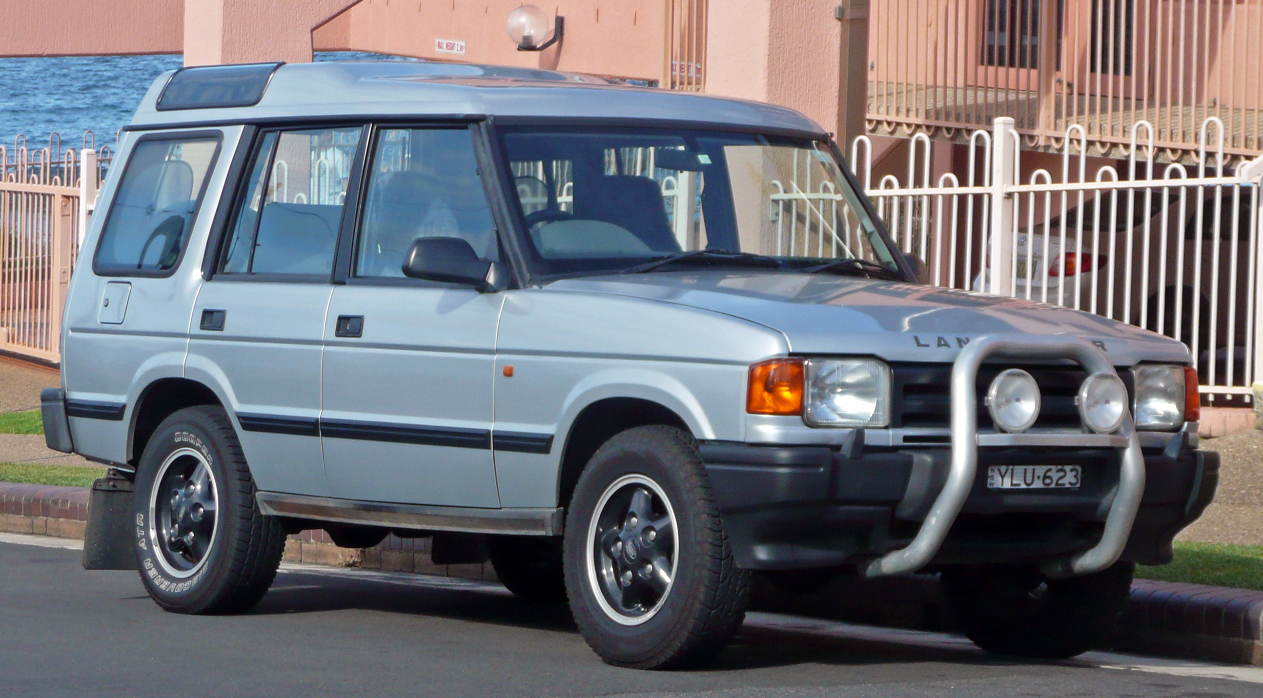 Cars land rover discovery #13