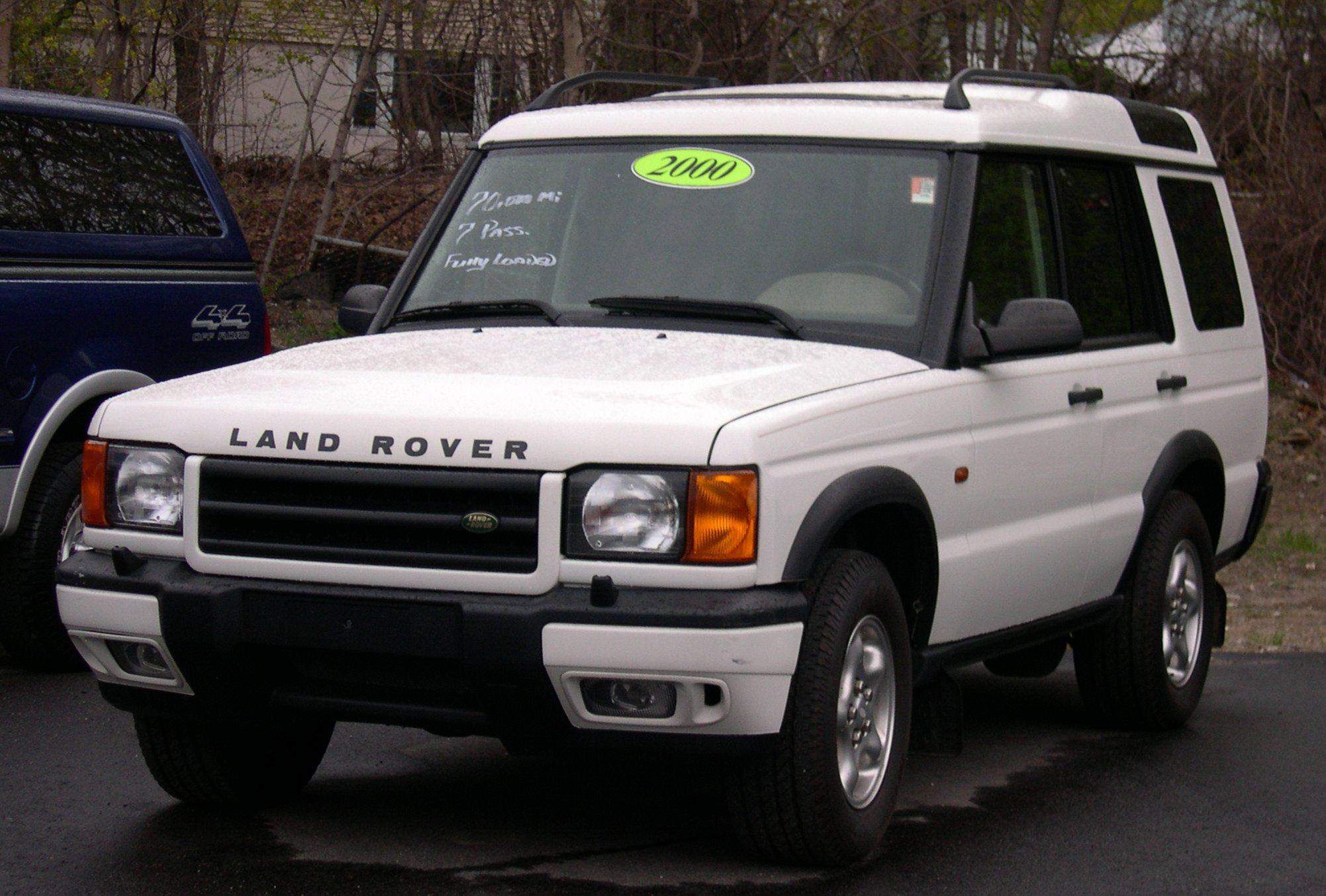 1999 land rover discovery ii pictures information and specs auto. Black Bedroom Furniture Sets. Home Design Ideas