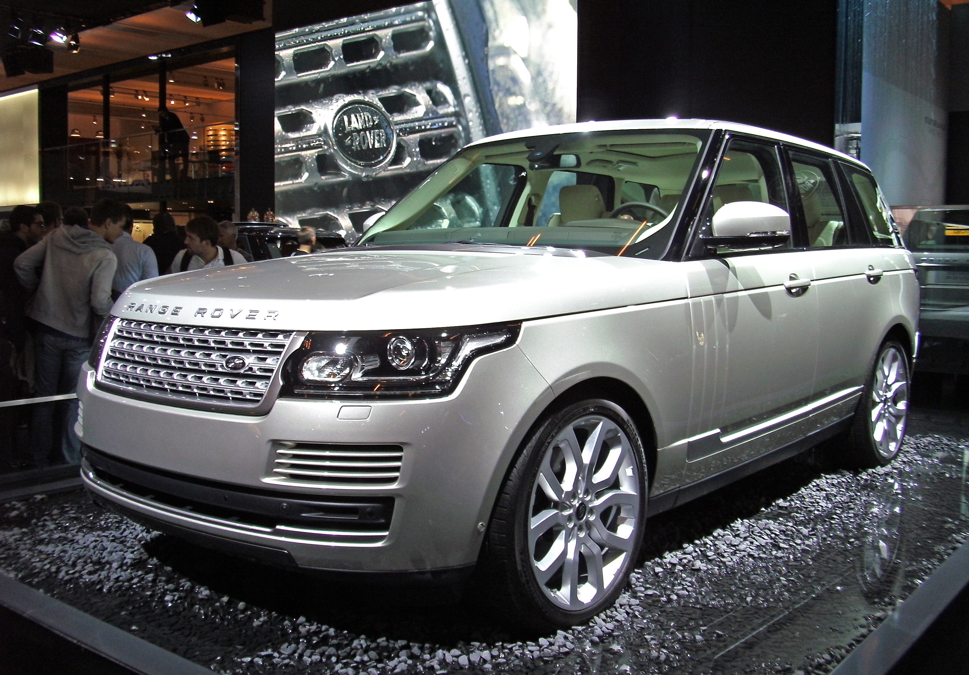 2012 Land rover Range rover iii – pictures, information and specs