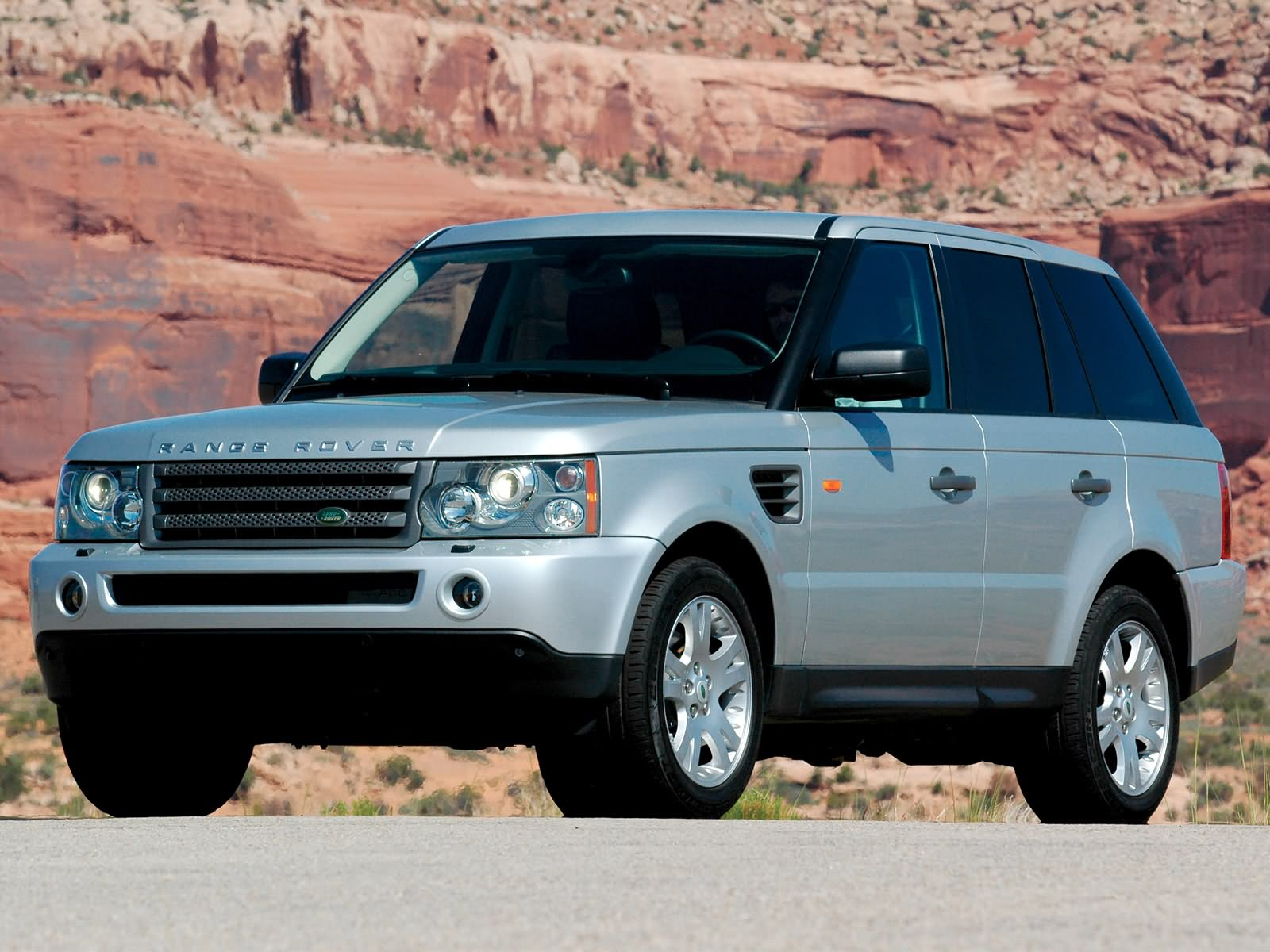 2006 land rover range rover sport pictures information and specs auto. Black Bedroom Furniture Sets. Home Design Ideas