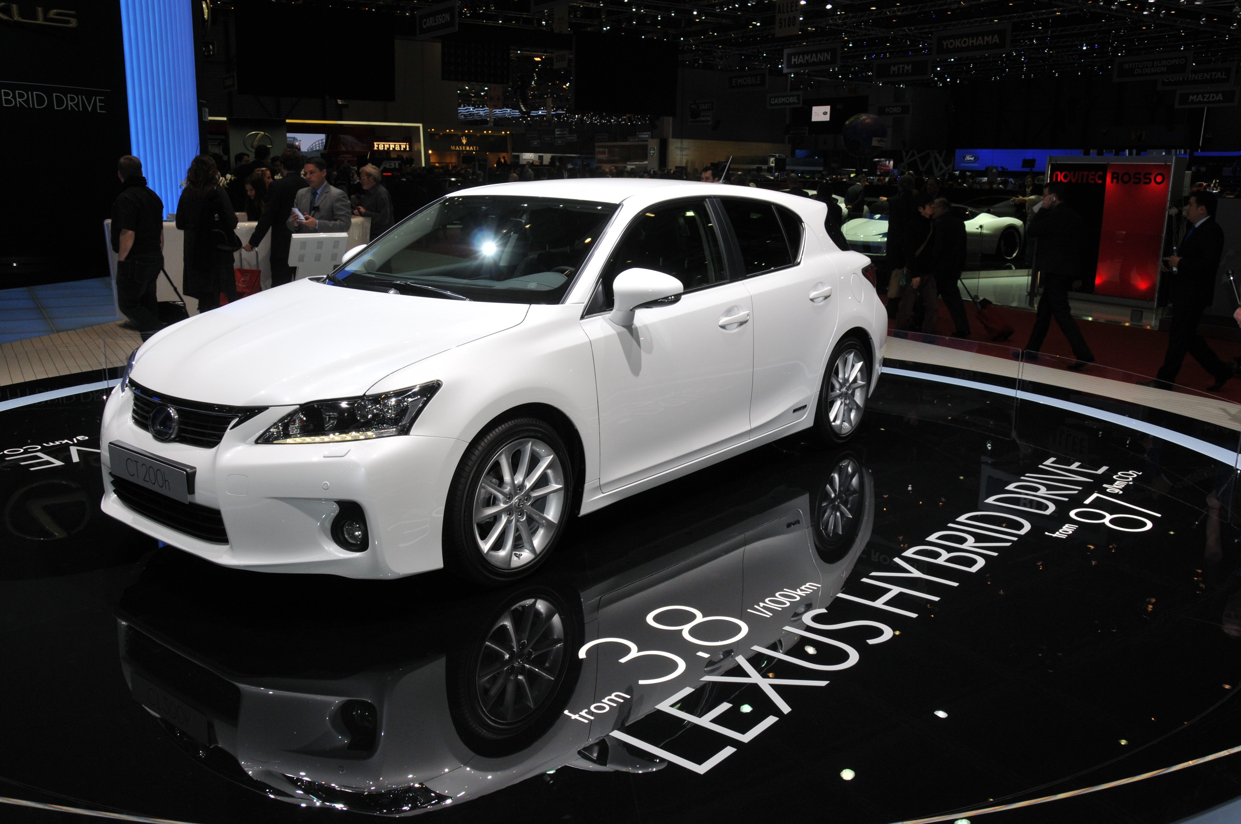 nimble stylish and ct the lexus thrifty family car