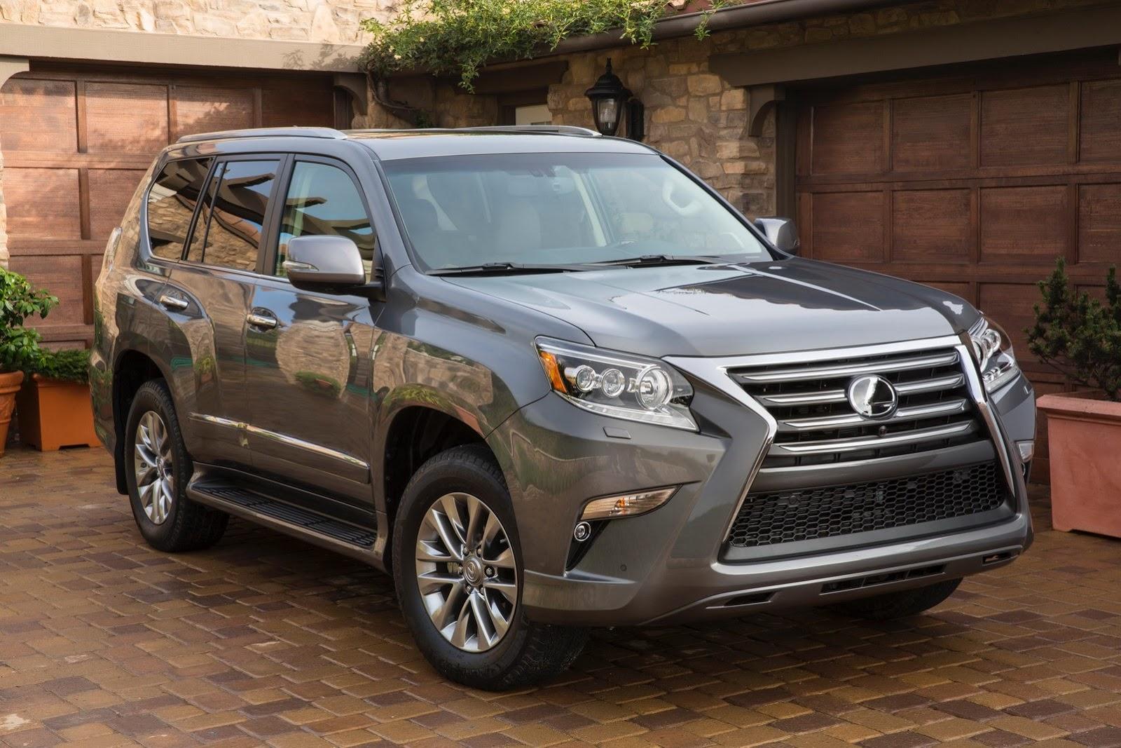 Lexus Gx   pictures, information and specs - Auto-Database.com