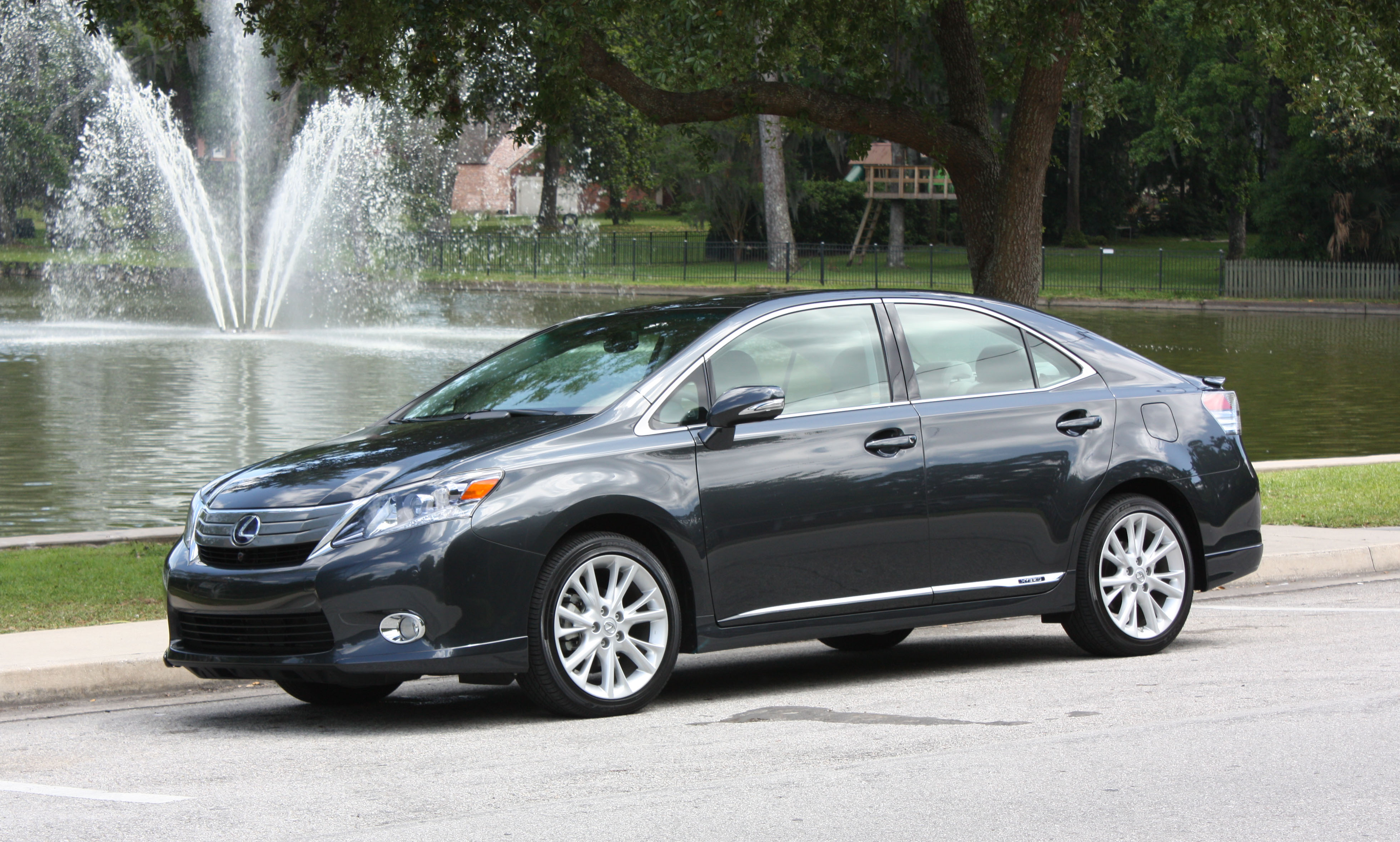 Lexus Hs   pictures, information and specs - Auto-Database.com