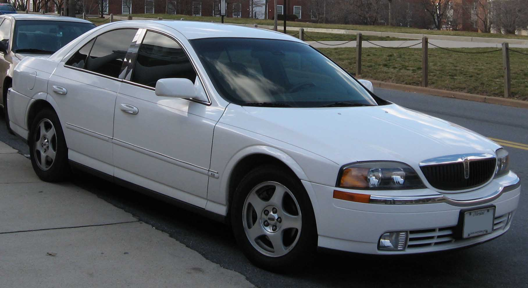 Cars lincoln ls