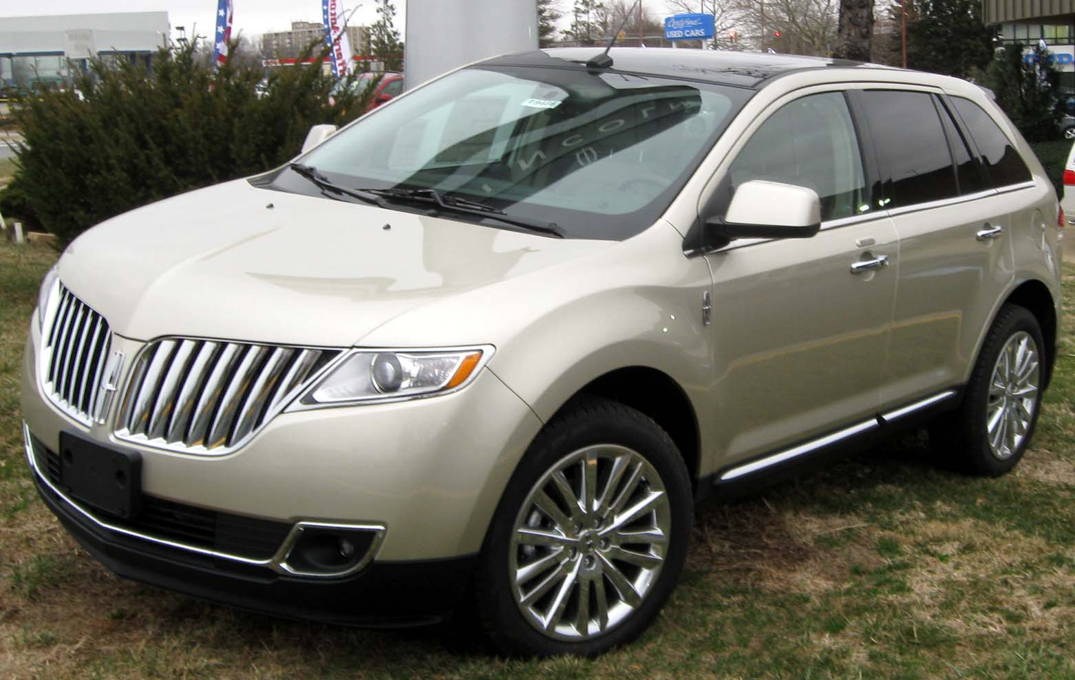 2011 lincoln mkx pictures information and specs auto. Black Bedroom Furniture Sets. Home Design Ideas