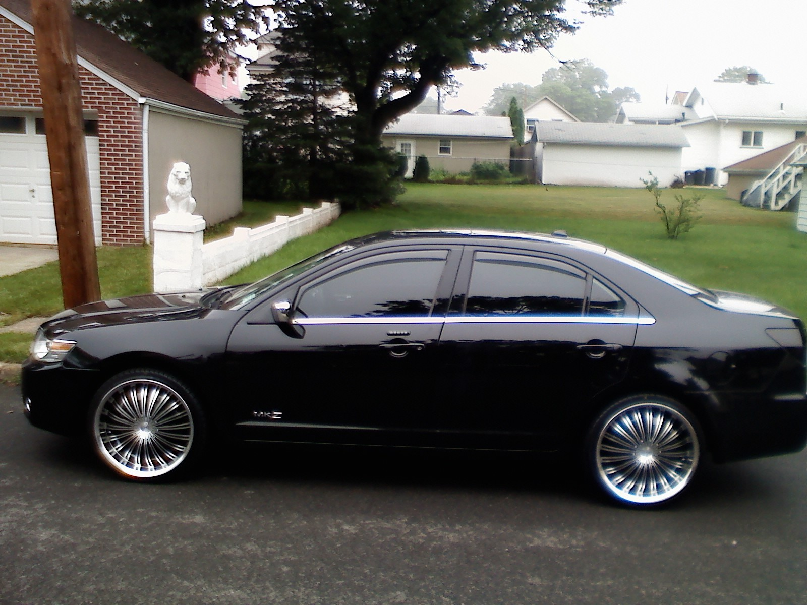 2008 Lincoln Mkz Hybrid Car Pictures