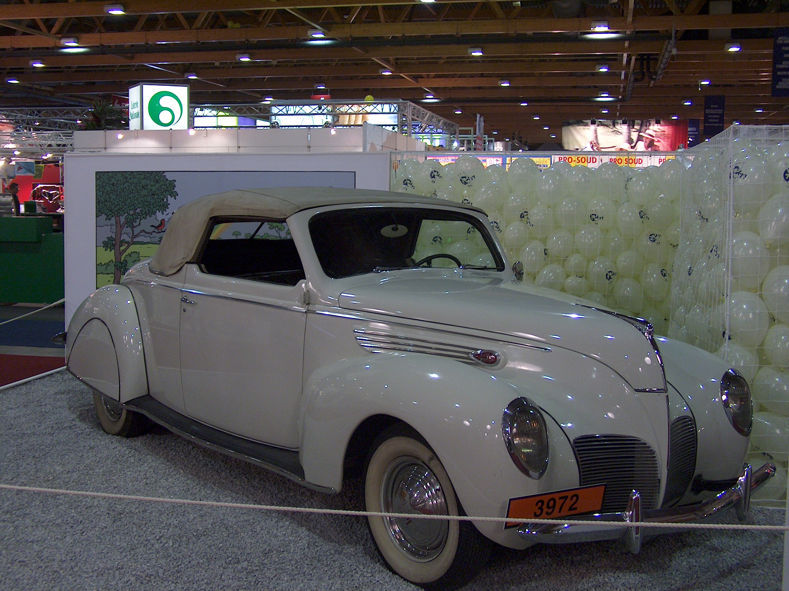 Cars lincoln zephyr