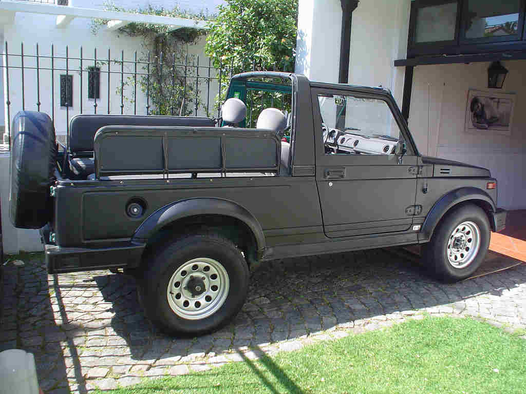 Cars maruti gypsy