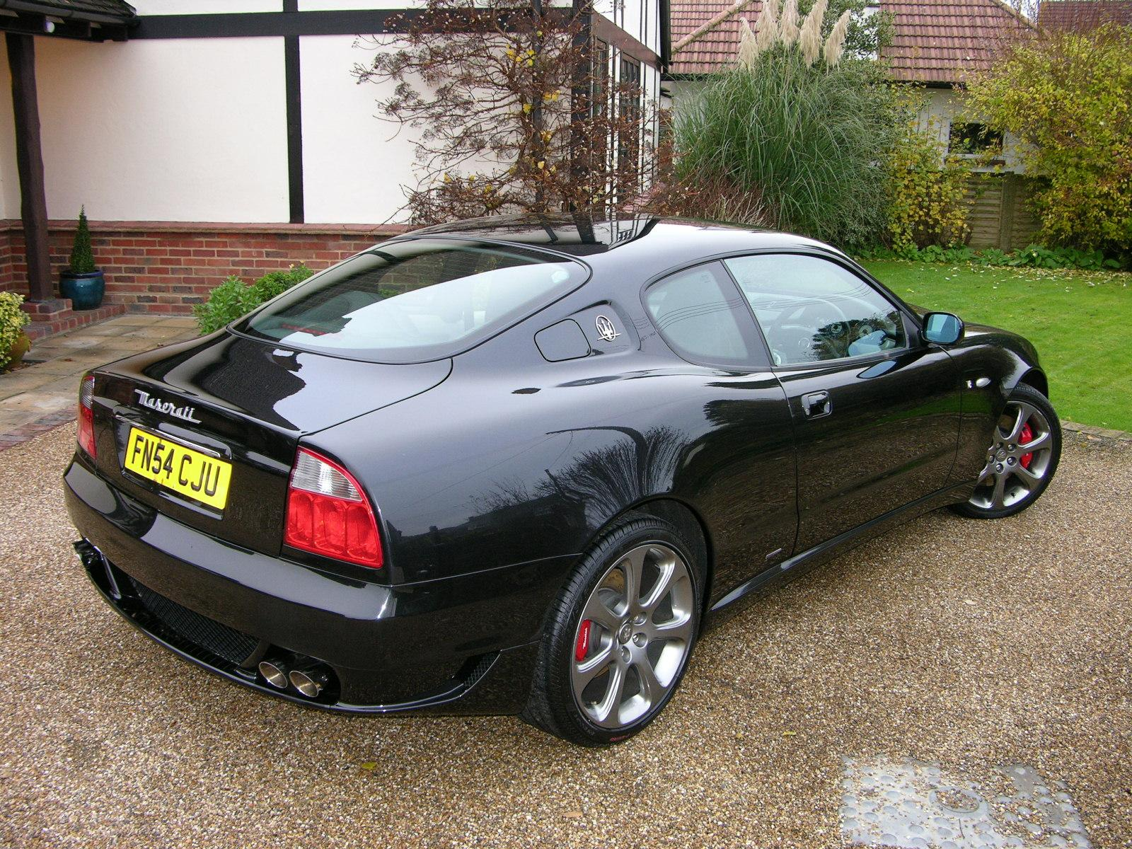 1999 Maserati 3200 gt - pictures, information and specs ...