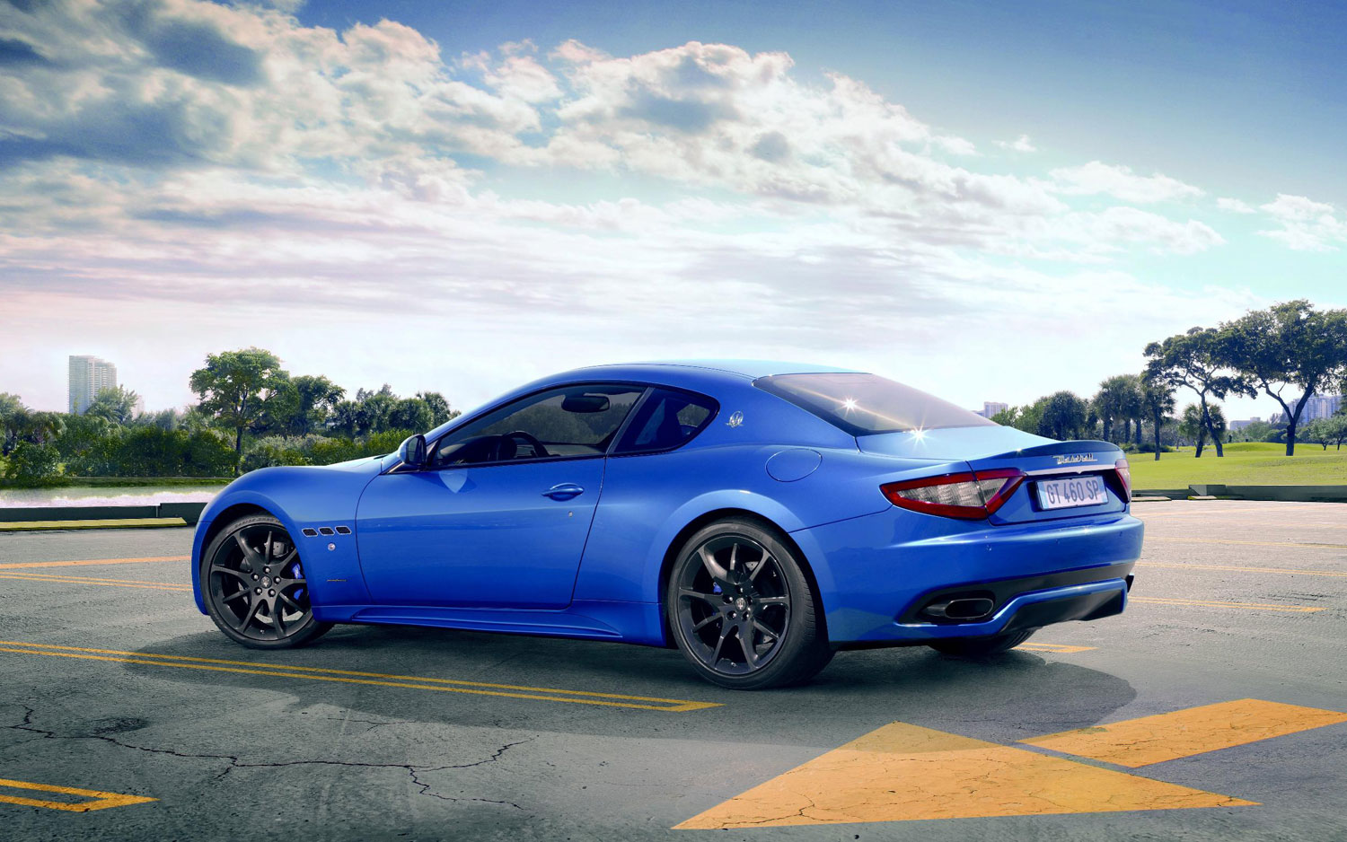 Cars maserati coupe 2013 #8