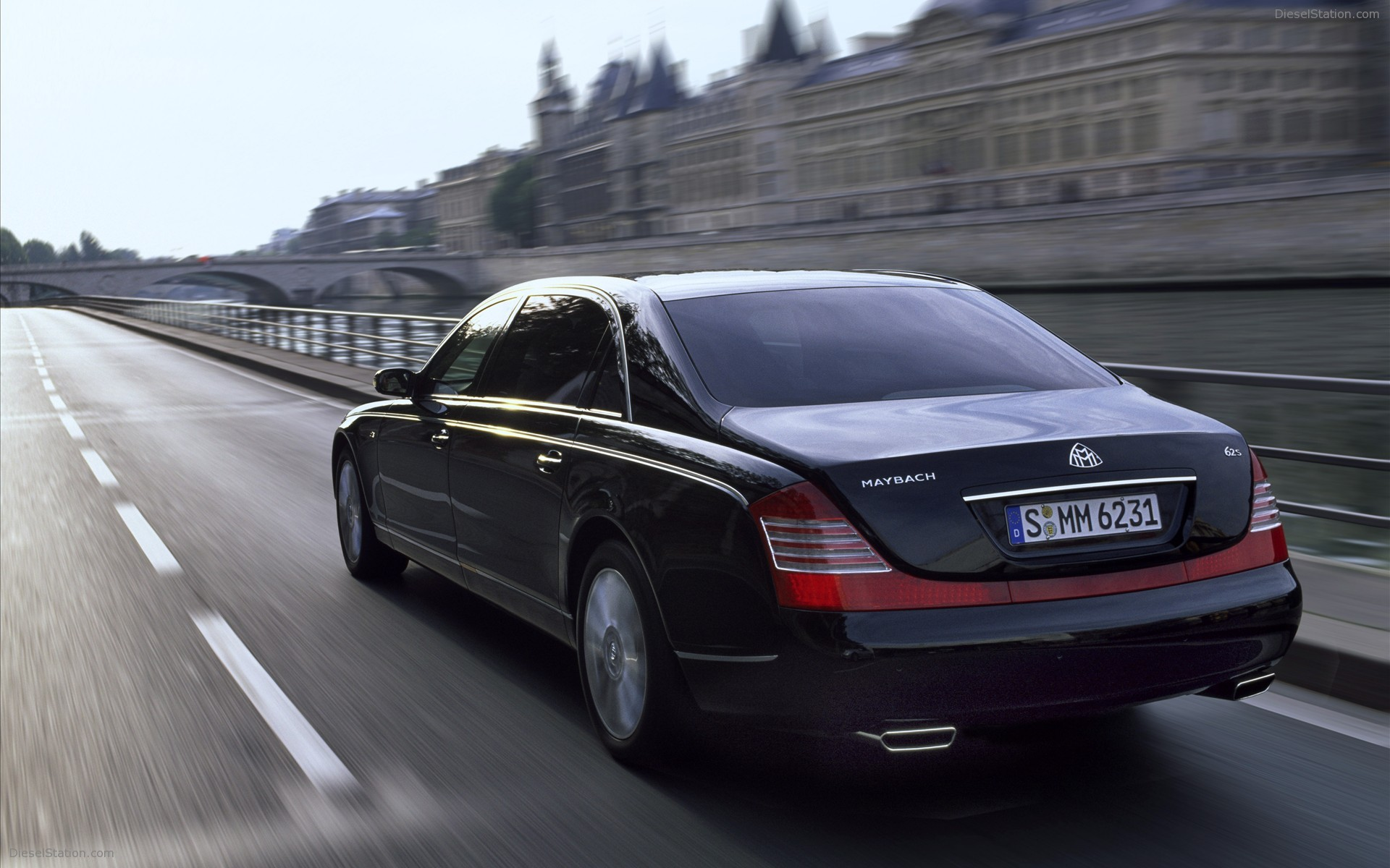 Cars maybach 62 #4