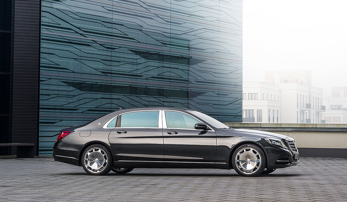 Cars maybach