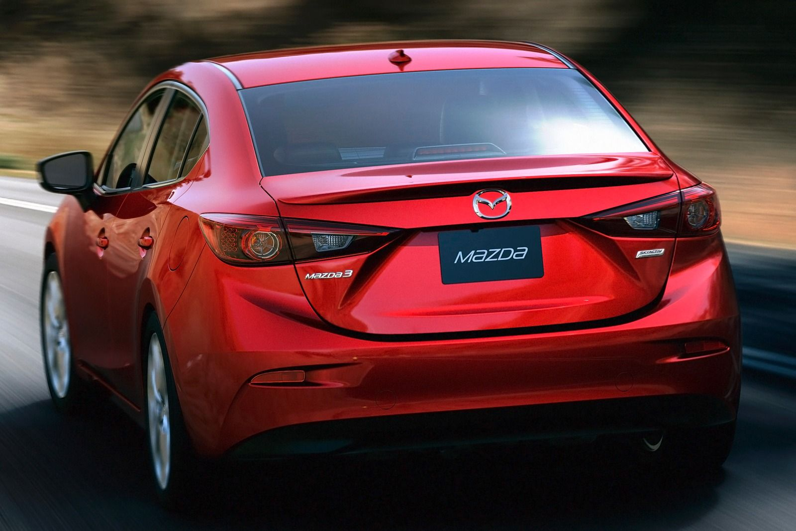 Mazda 3 – pictures, information and specs - Auto-Database.com