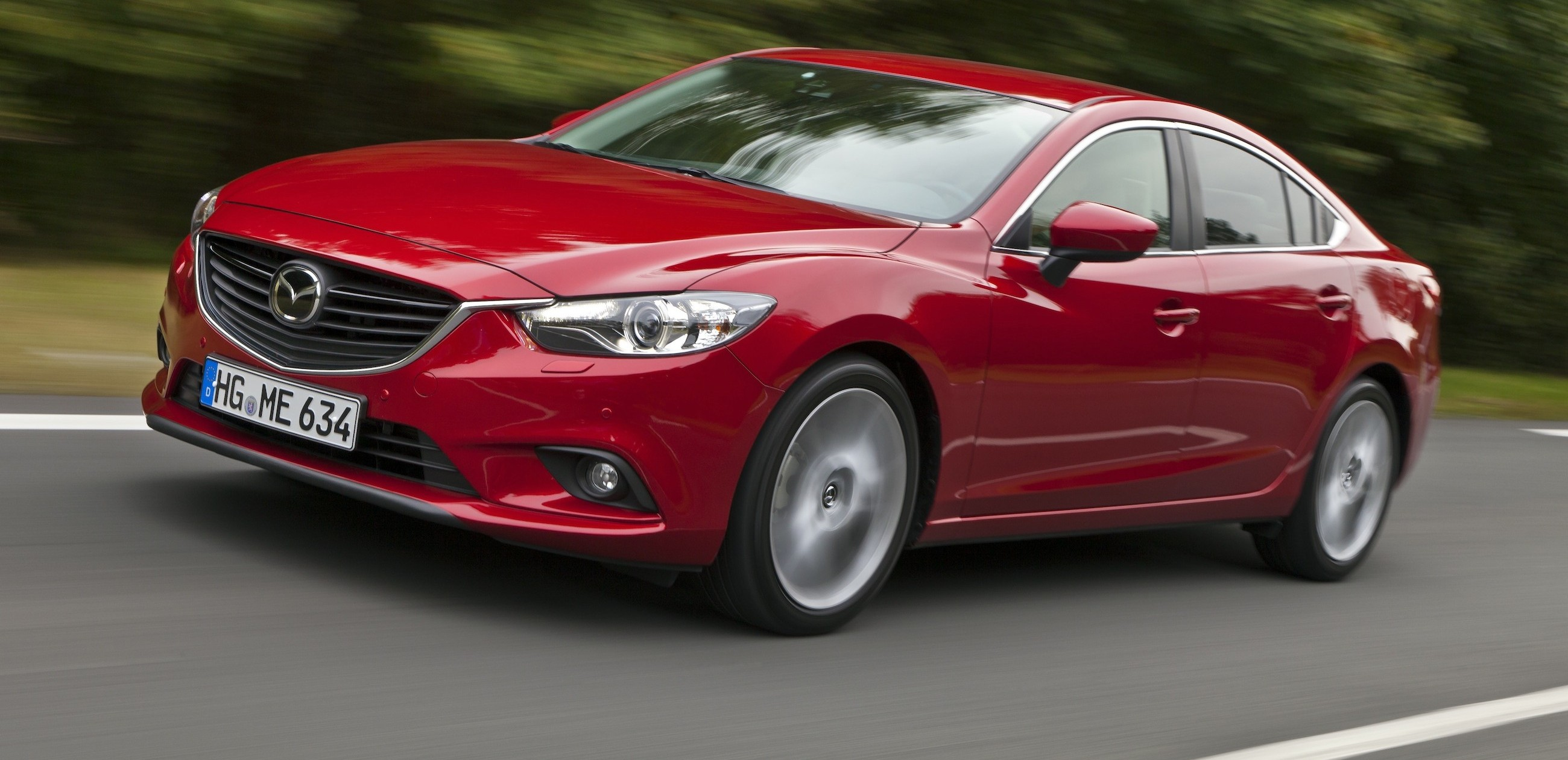 Mazda 6 – pictures, information and specs - Auto-Database.com