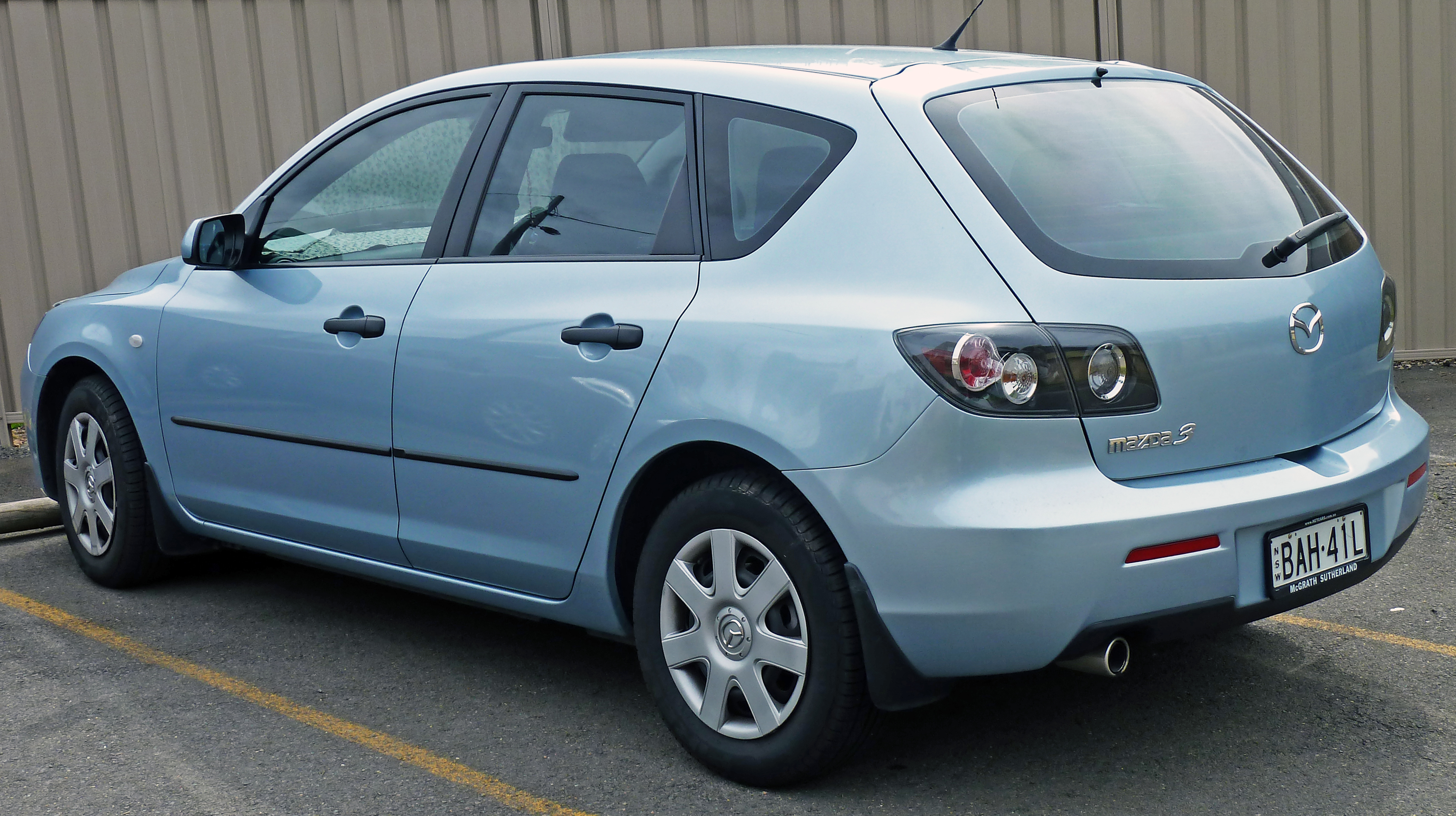 2006 mazda mazda 2 pictures information and specs auto. Black Bedroom Furniture Sets. Home Design Ideas
