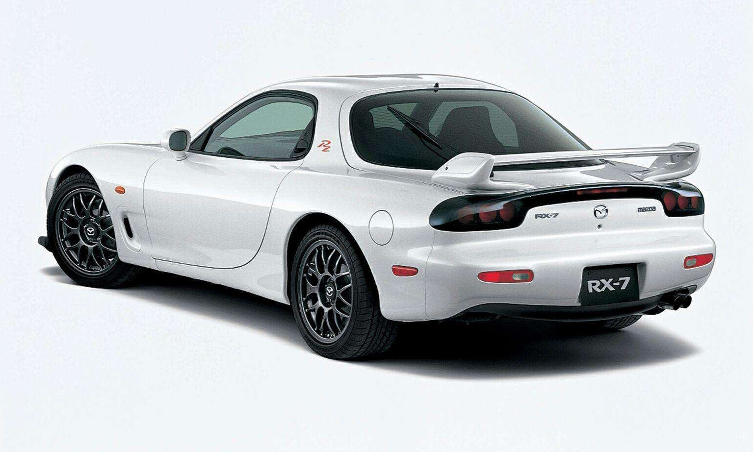 Mazda Rx 7 Pictures Information And Specs 2005 8 Engine Diagram Cars 14