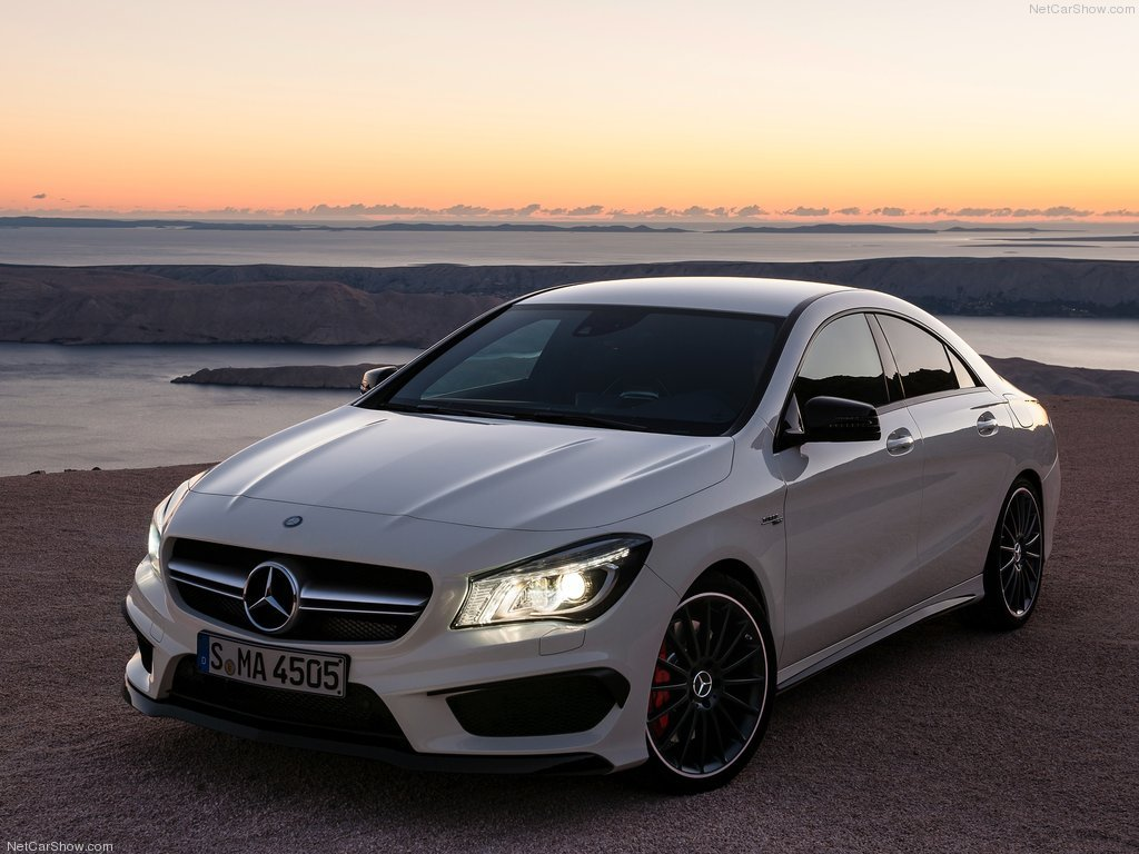 Cars mercedes cla #1