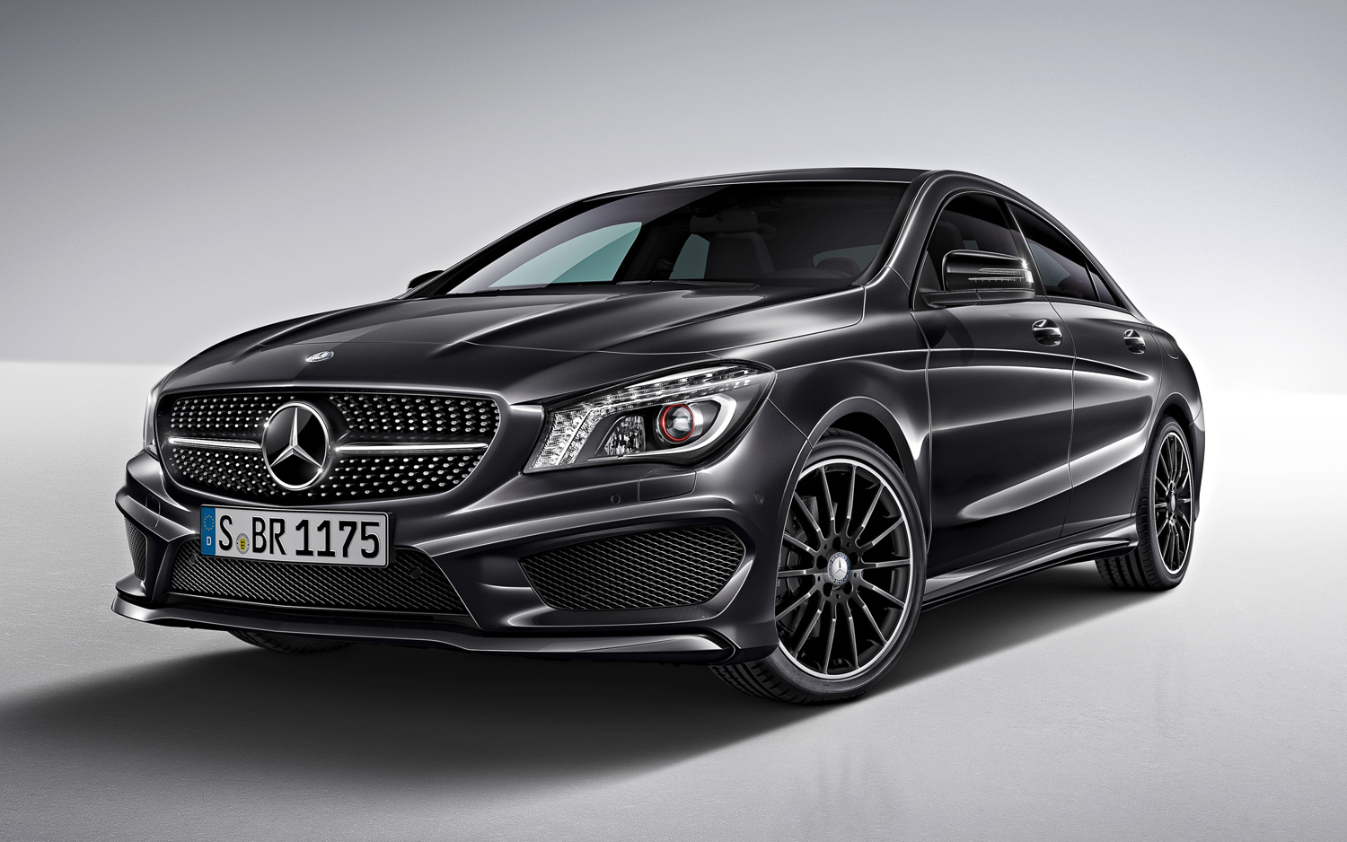 Cars mercedes cla #9